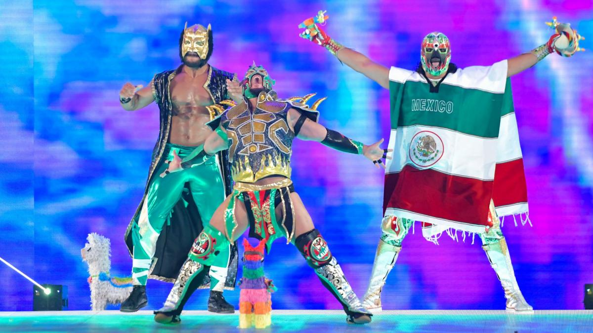 Lucha House Party Wallpapers - Wallpaper Cave