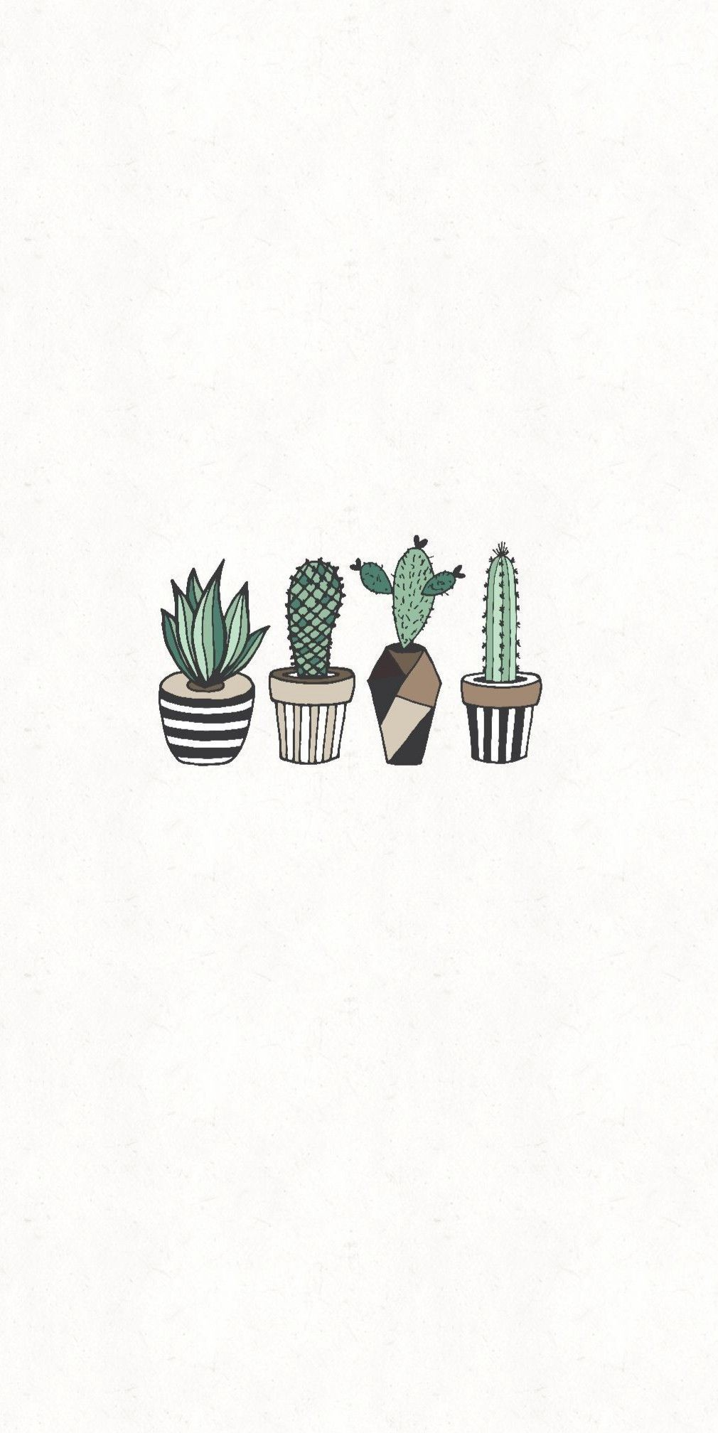 Cactus Aesthetic Wallpapers Wallpaper Cave