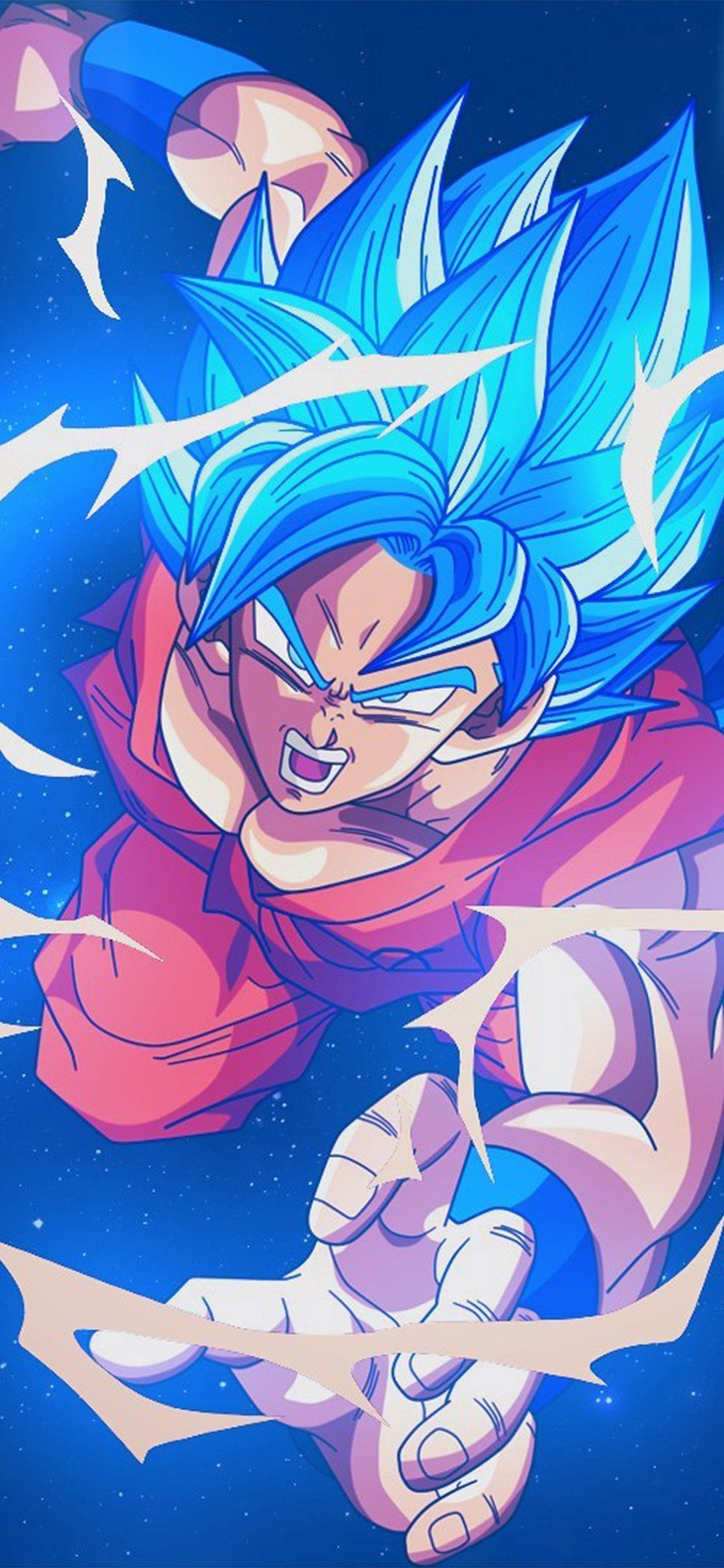 Goku Iphone 11 Wallpapers Wallpaper Cave