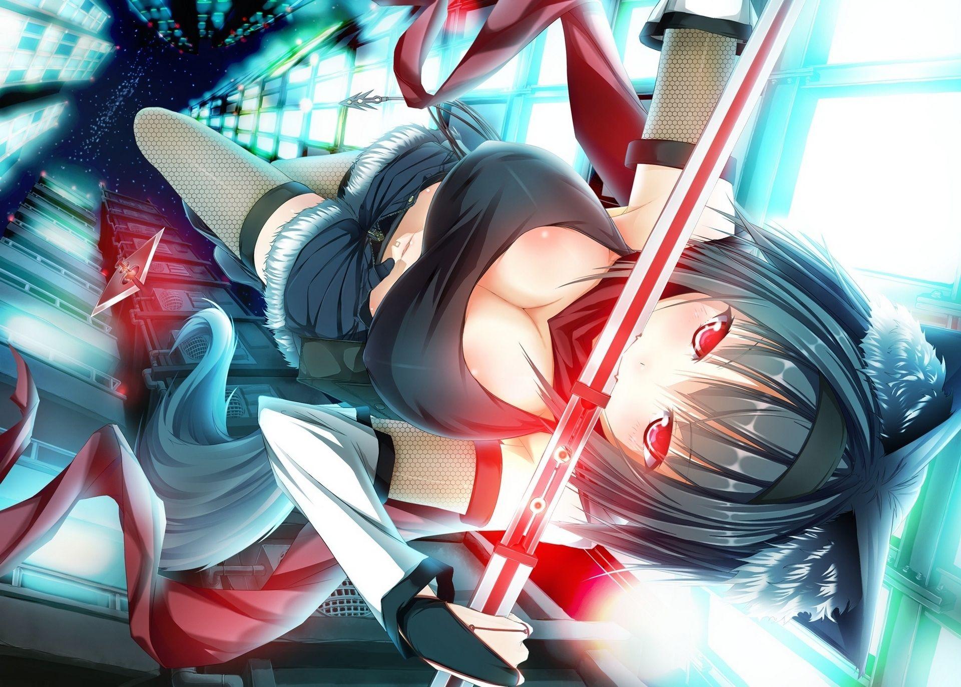Ninja Girl Anime Wallpapers - Wallpaper ...