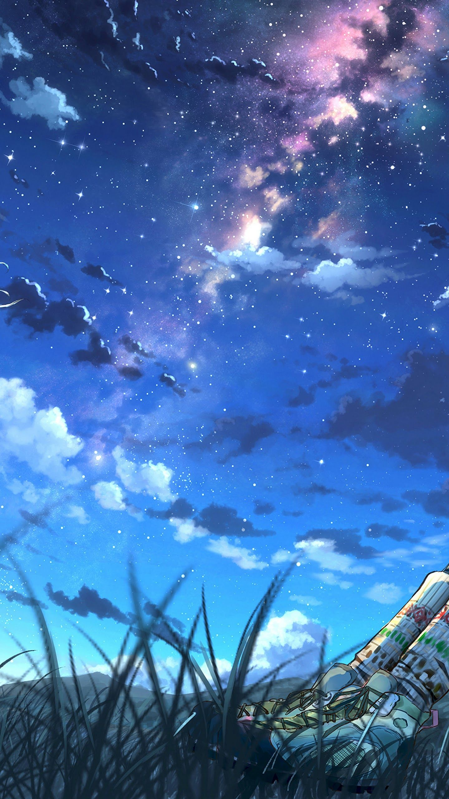 Anime Clouds 4k Wallpapers - Wallpaper Cave