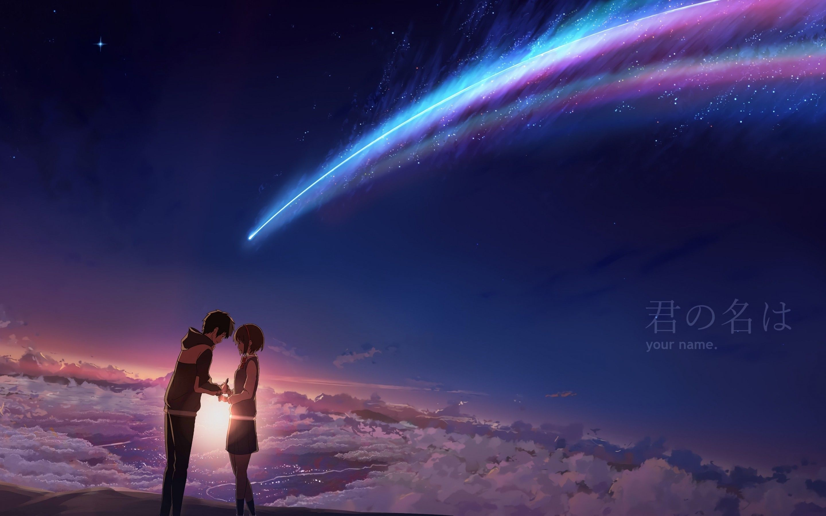 Anime Your Name Pc 4k Wallpapers Wallpaper Cave