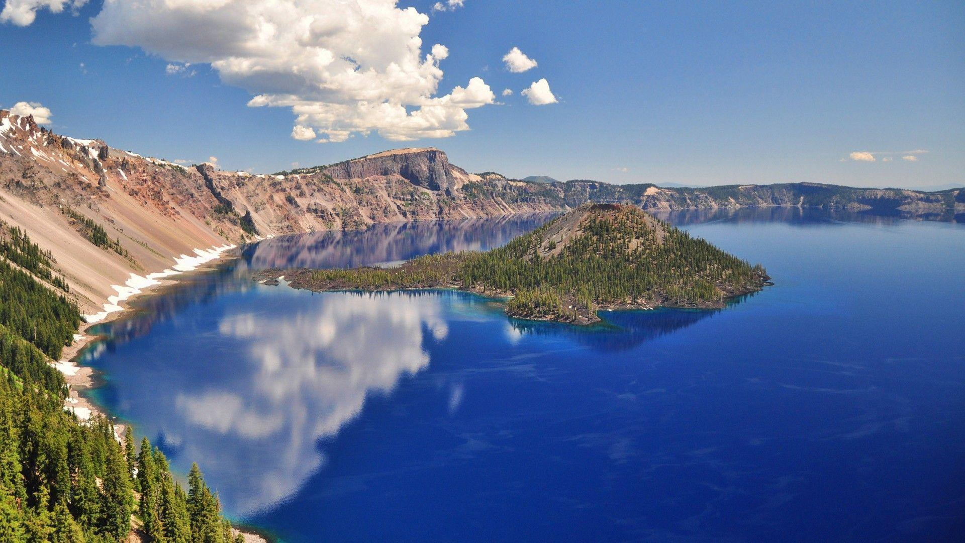 Crater Lake Wallpapers
