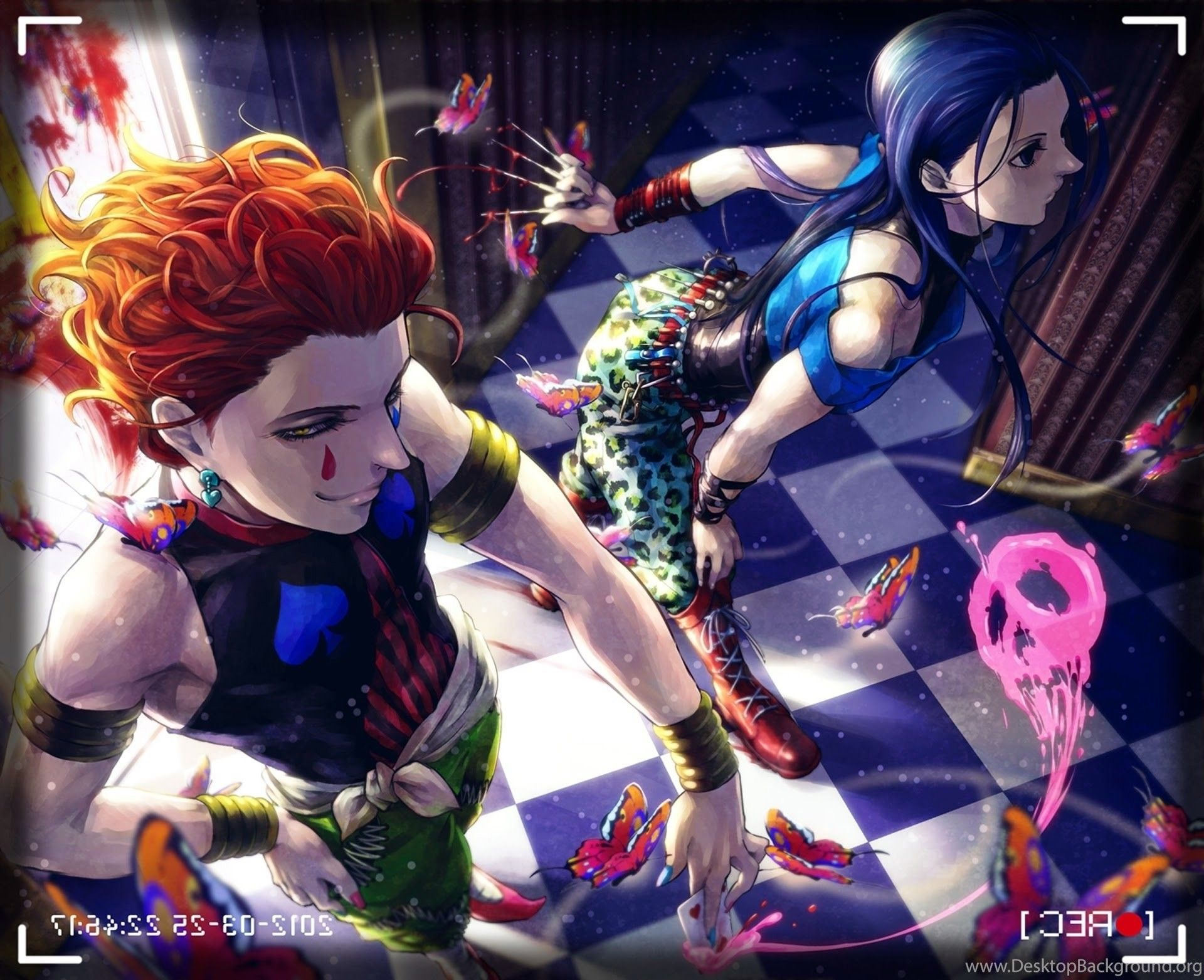 Anime Killua Ps4 Wallpapers - Wallpaper Cave