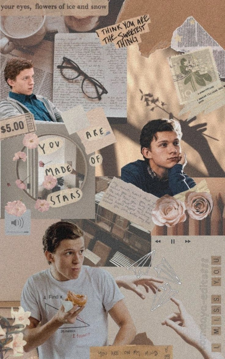 Tom Holland Aesthetic Wallpapers posted by Michelle Thompson