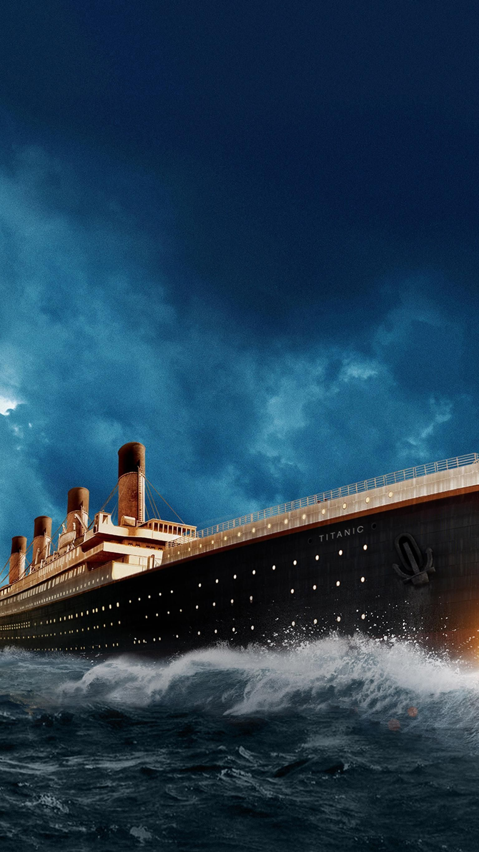 Titanic Mobile Wallpapers Wallpaper Cave