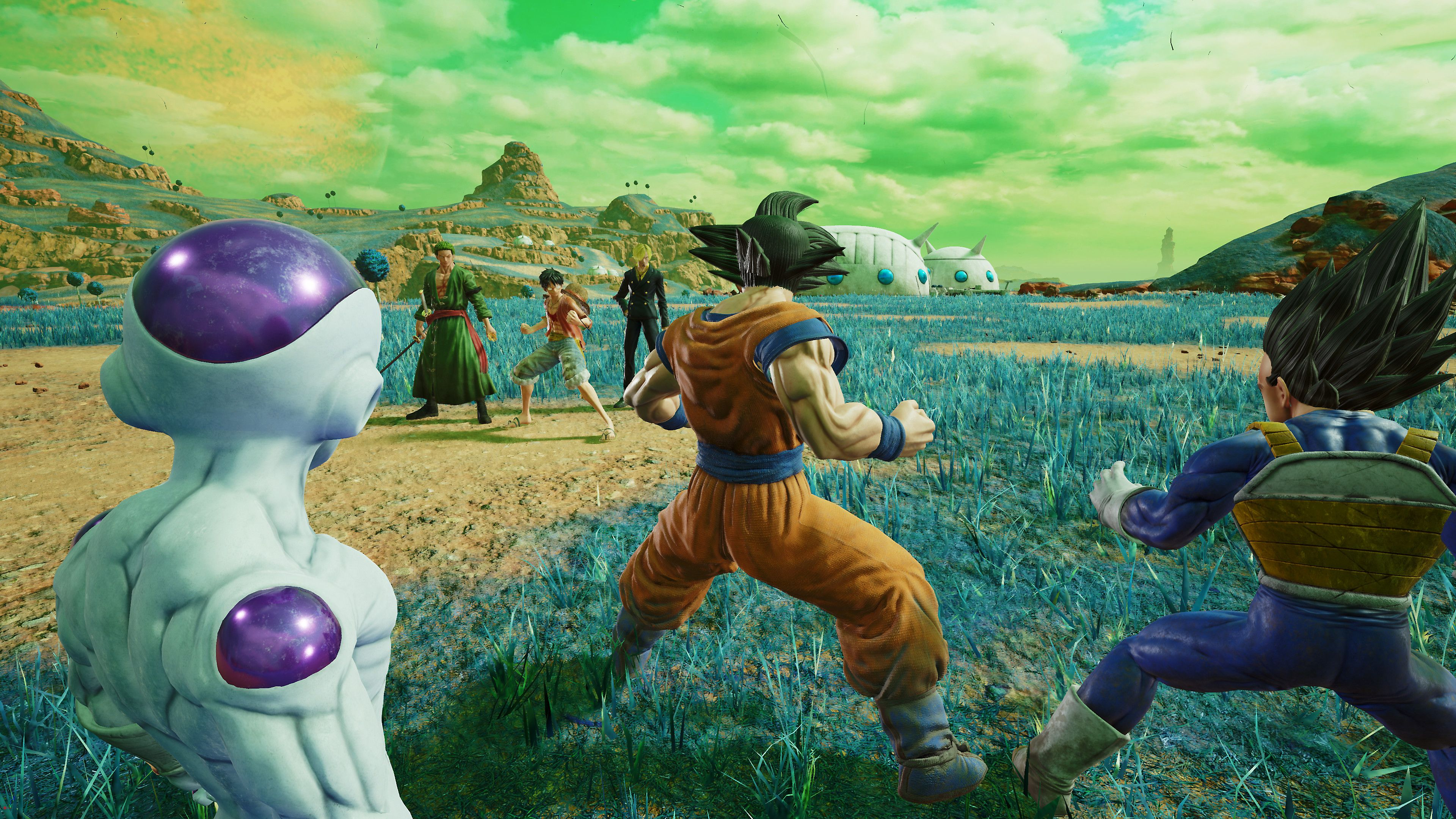 Jump Force Wallpapers - Wallpaper Cave
