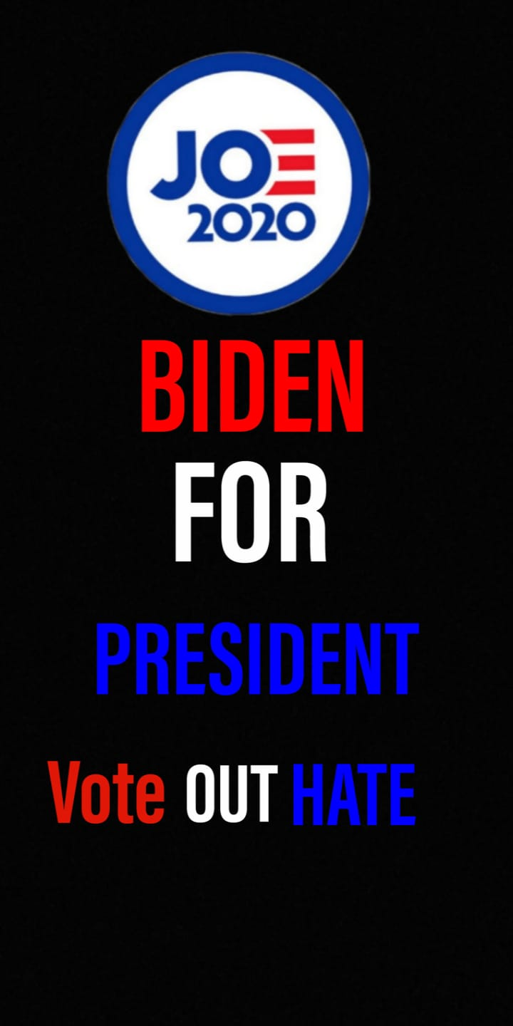 Vote For Biden Wallpapers Wallpaper Cave