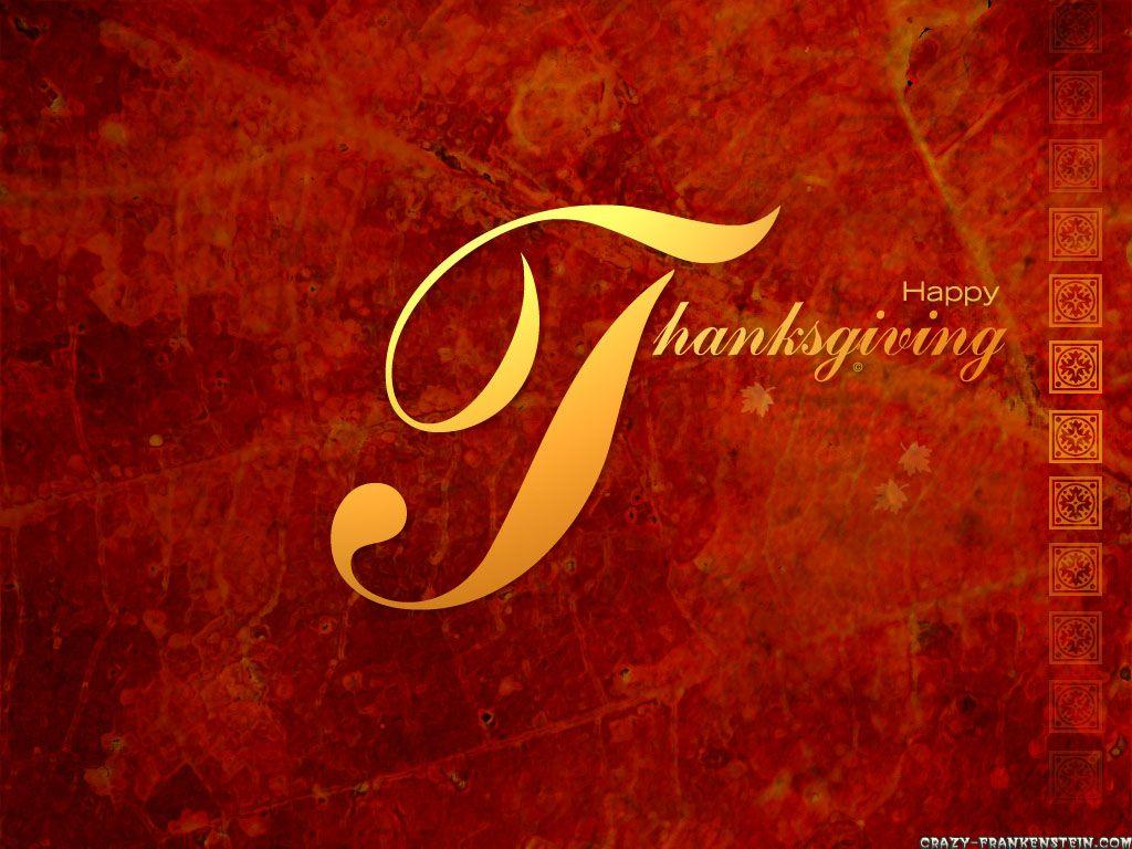 Thanksgiving Day - Holiday wallpapers - Crazy Frankenstein