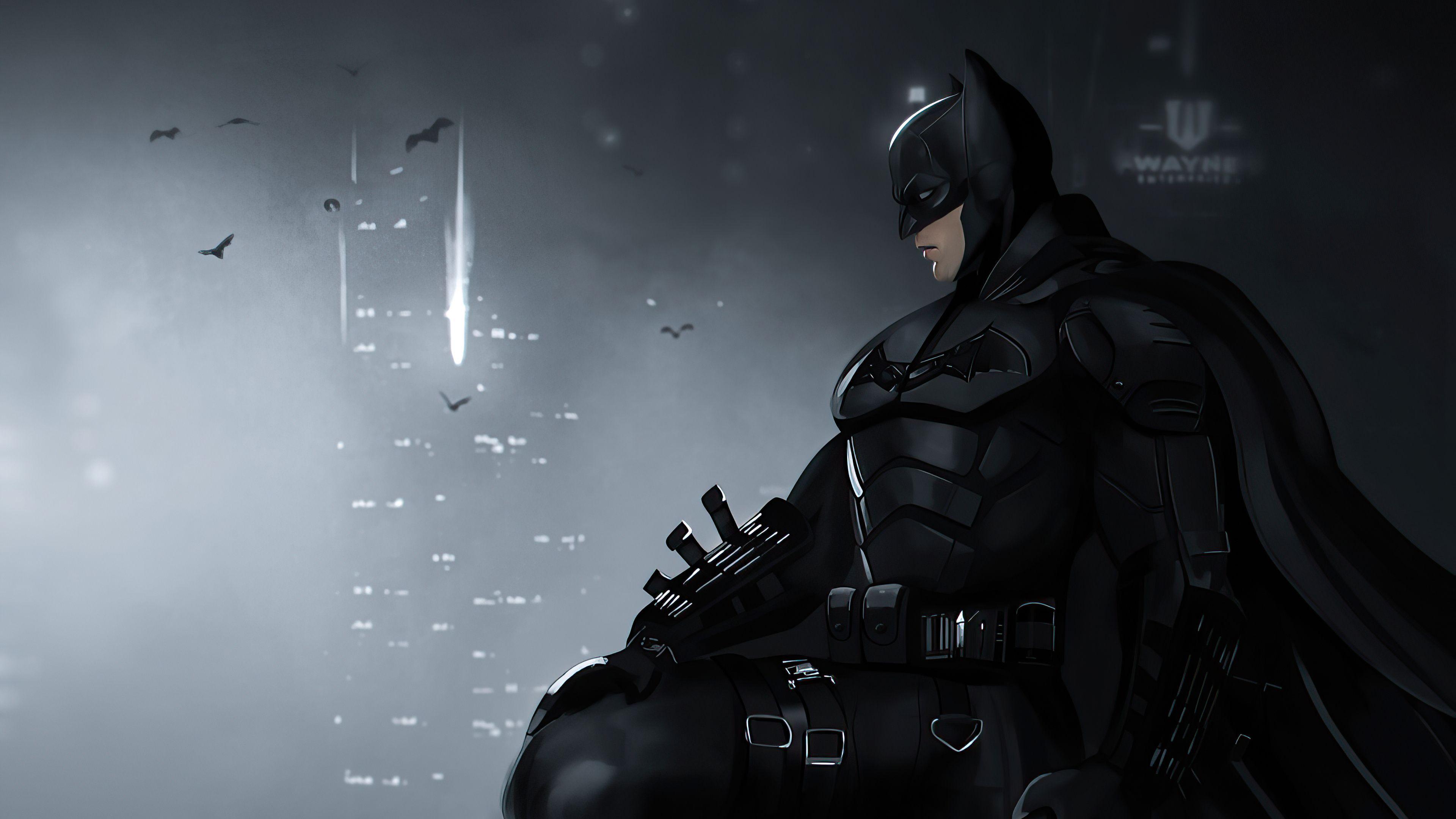 Batman 2021 4k Wallpapers - Wallpaper Cave