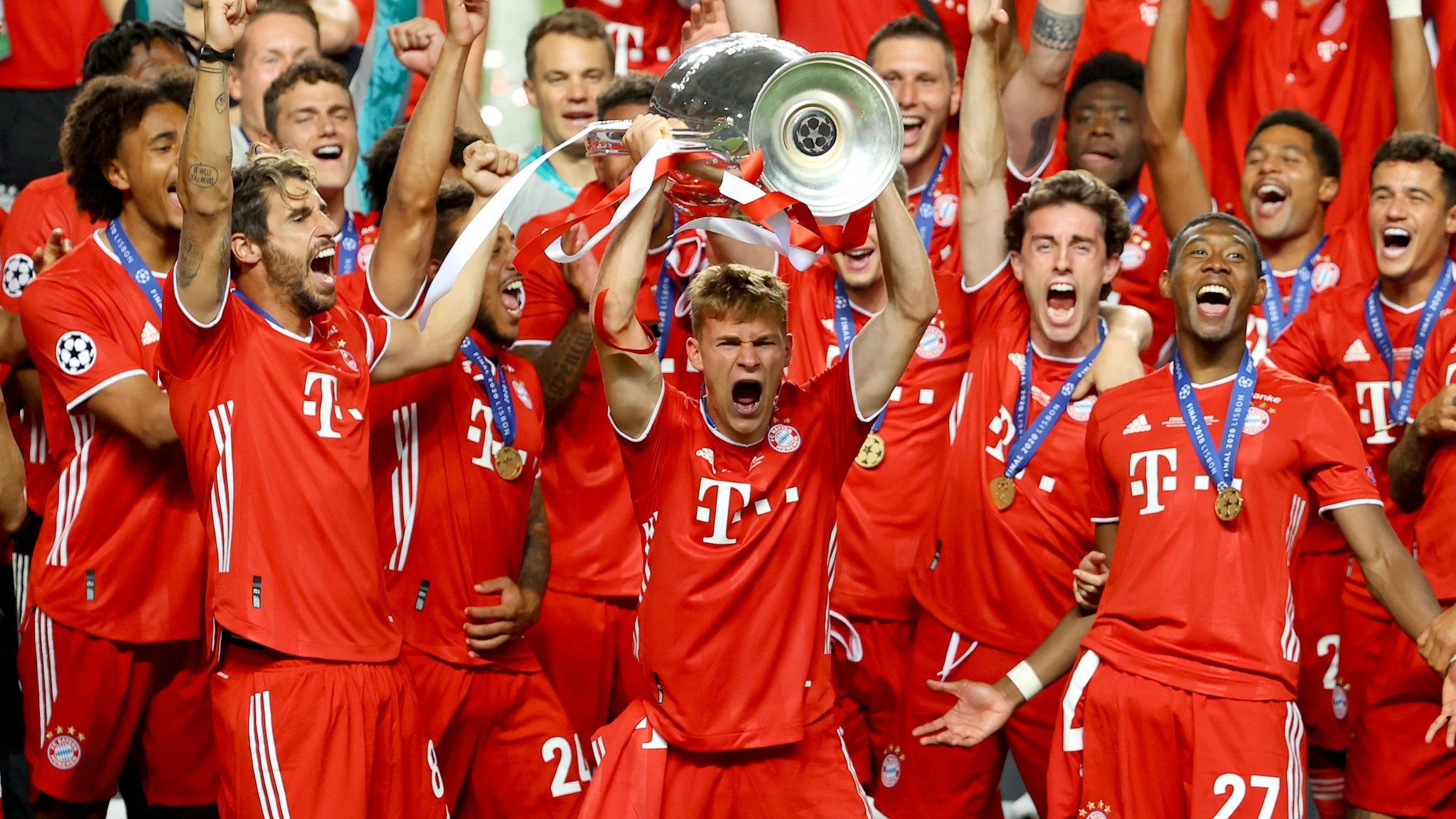 FC Bayern Munich UEFA Champions League 2020 Wallpapers