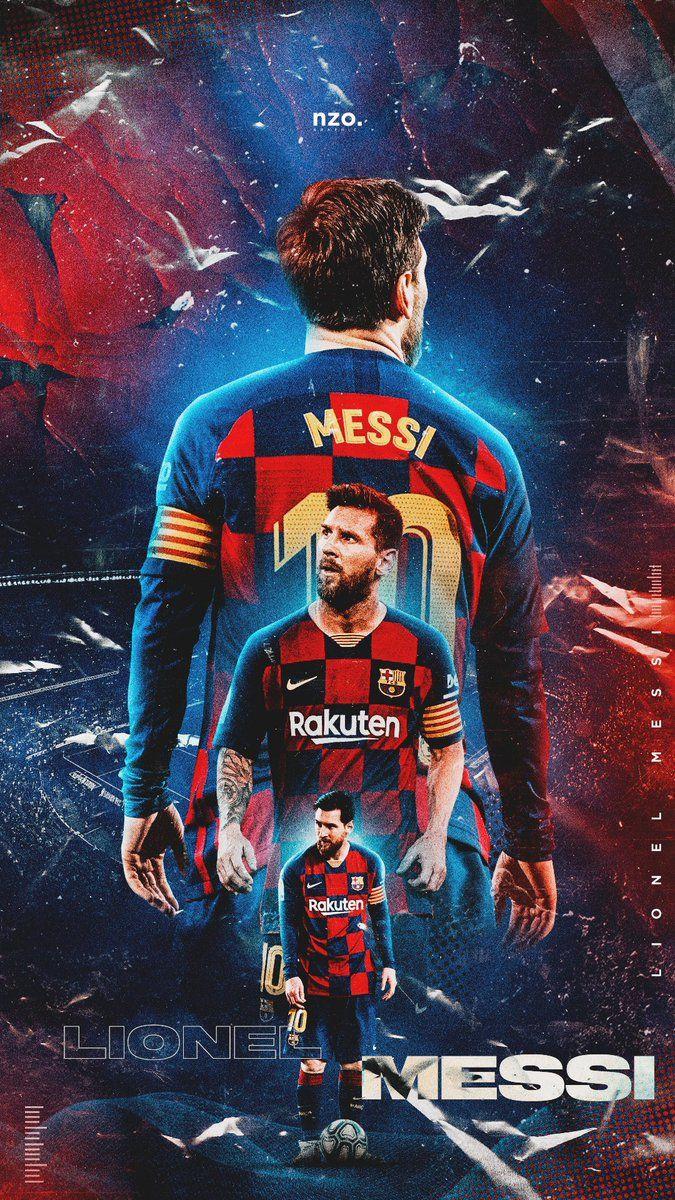 Leo Messi 2020 Wallpapers Wallpaper Cave