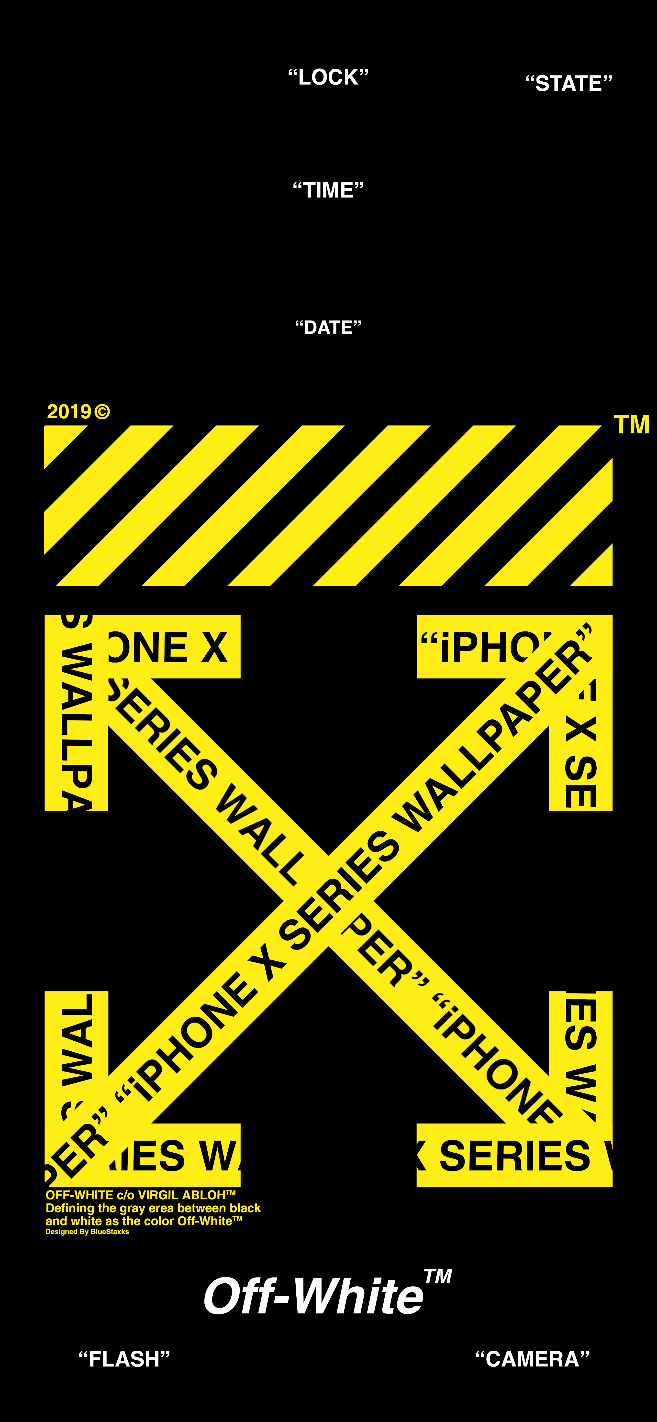 Off White Logo Wallpapers Wallpaper Cave