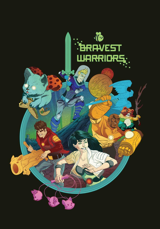 Bravest Warriors Wallpapers Wallpaper Cave