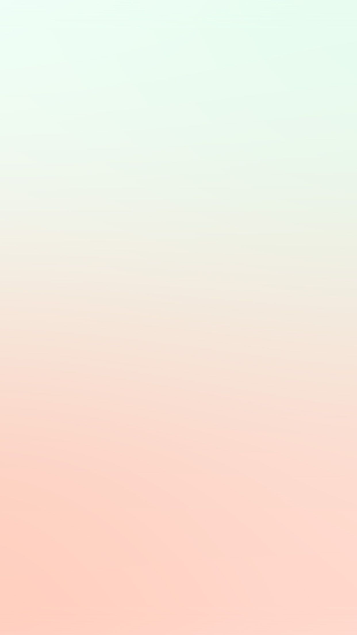 Minimalist Pastel Gradient iPhone ...