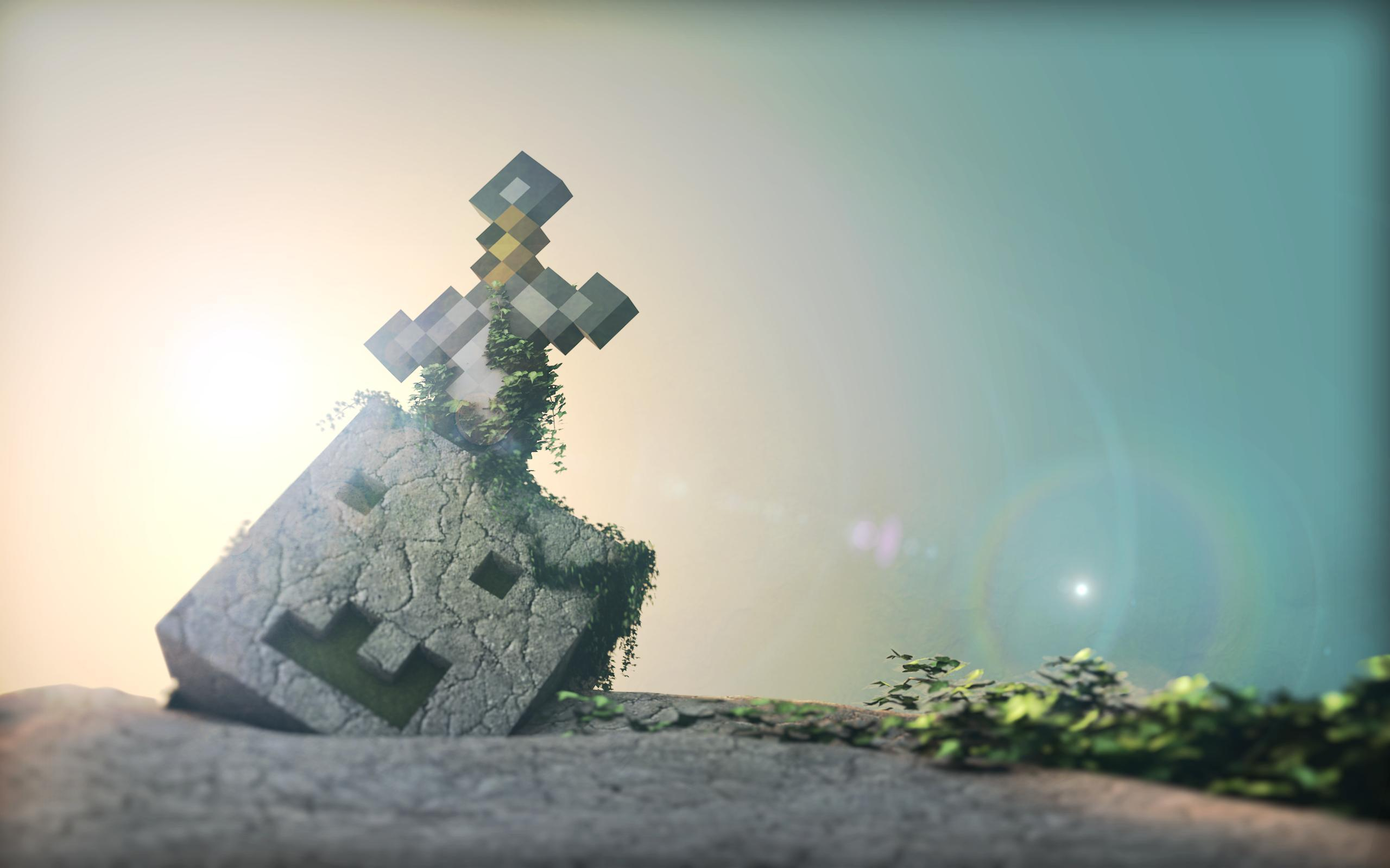 Minecraft 3d Wallpapers Wallpaper Cave