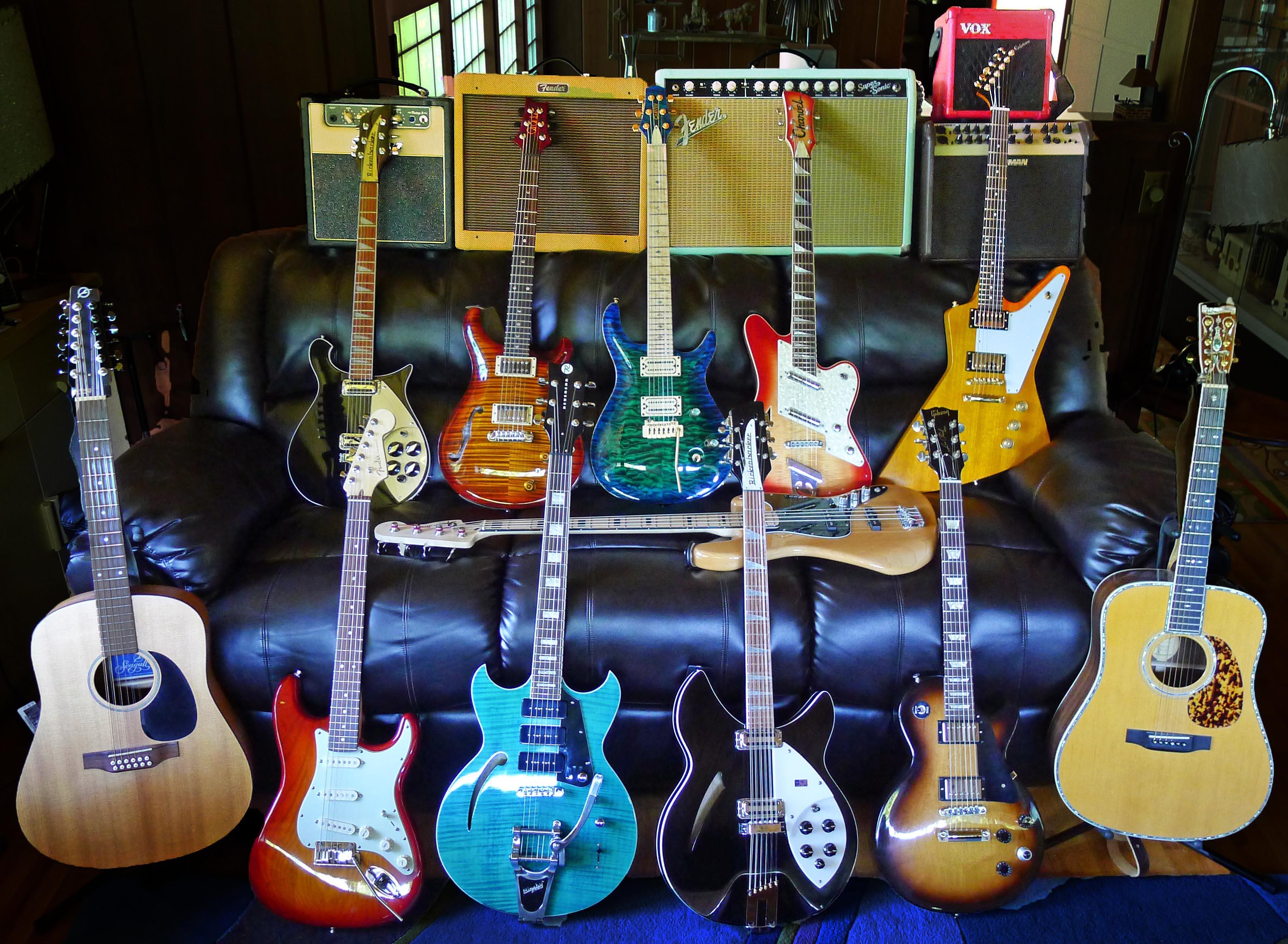 Guitar Amp Wallpapers - Wallpaper Cave