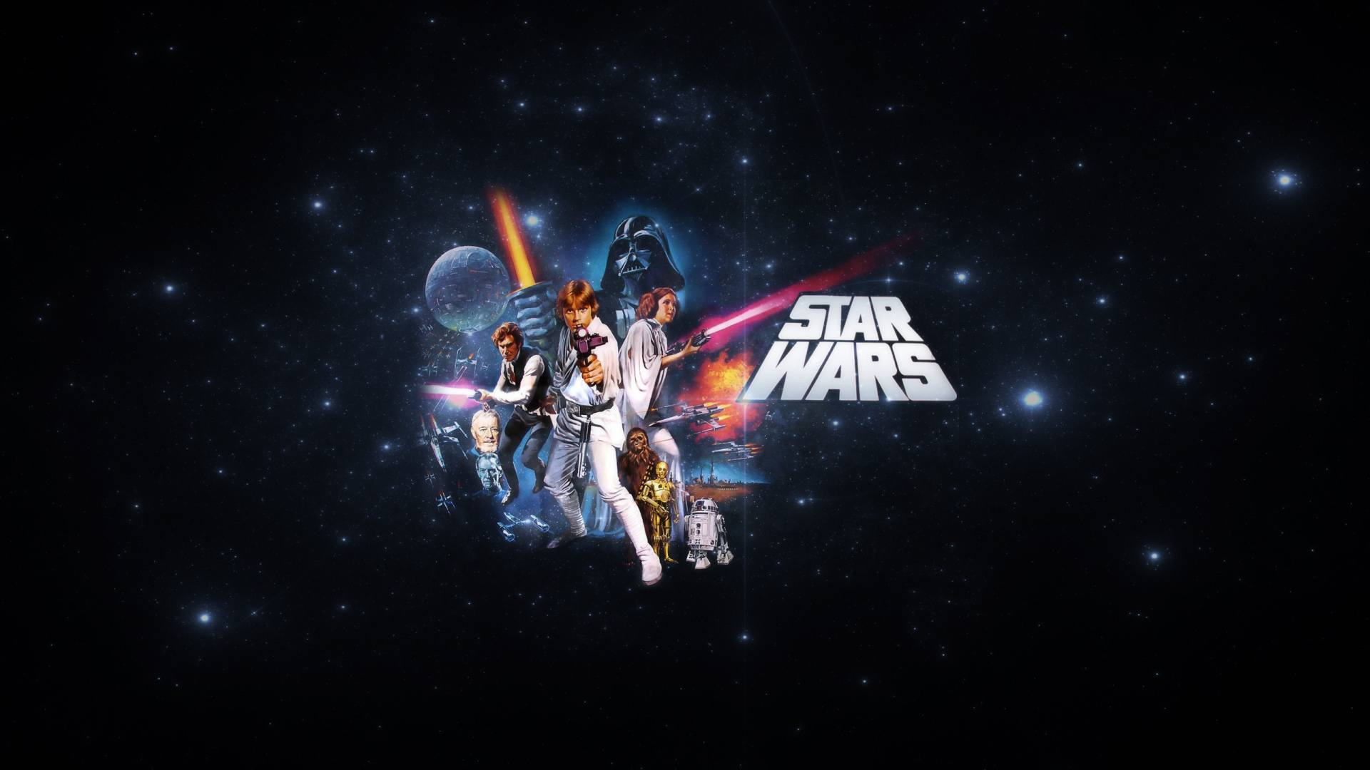 Star Wars Pc Wallpapers Wallpaper Cave