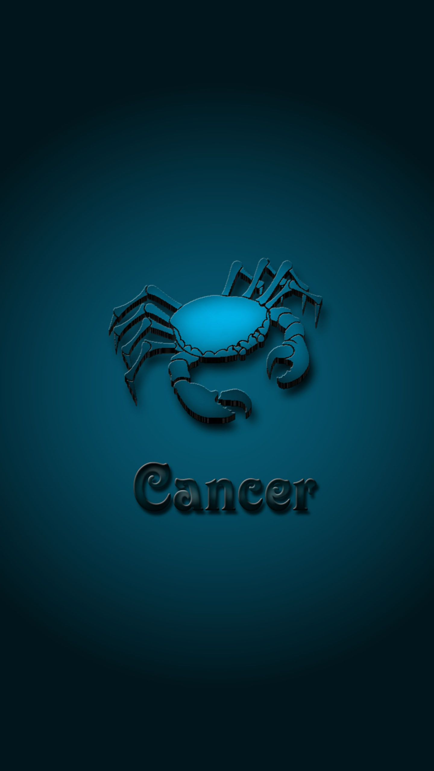 Cancer Zodiac Wallpapers Wallpaper Cave