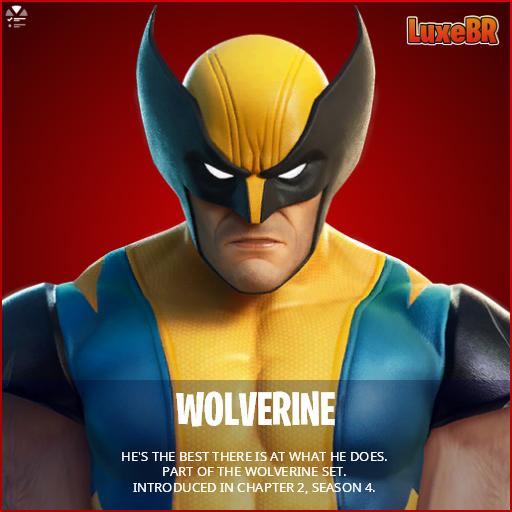 Wolverine Fortnite Wallpapers Wallpaper Cave