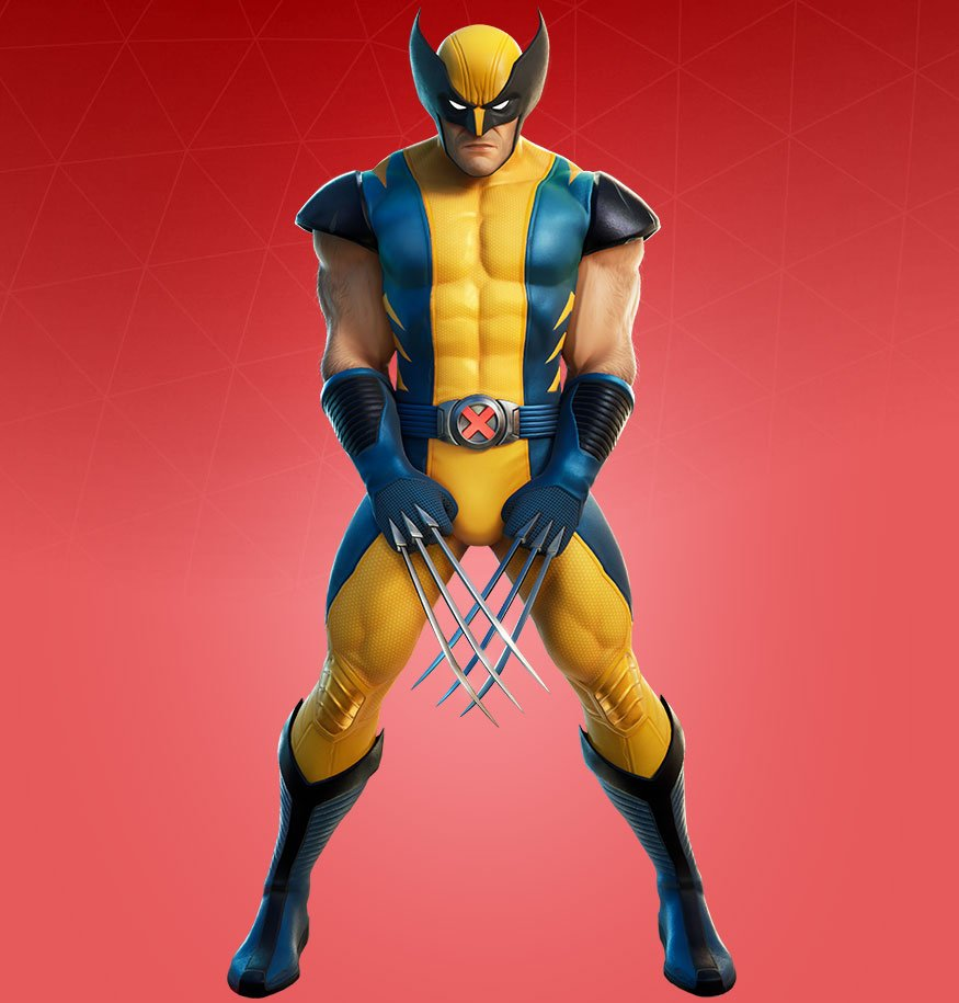 Wolverine Fortnite Wallpapers ...