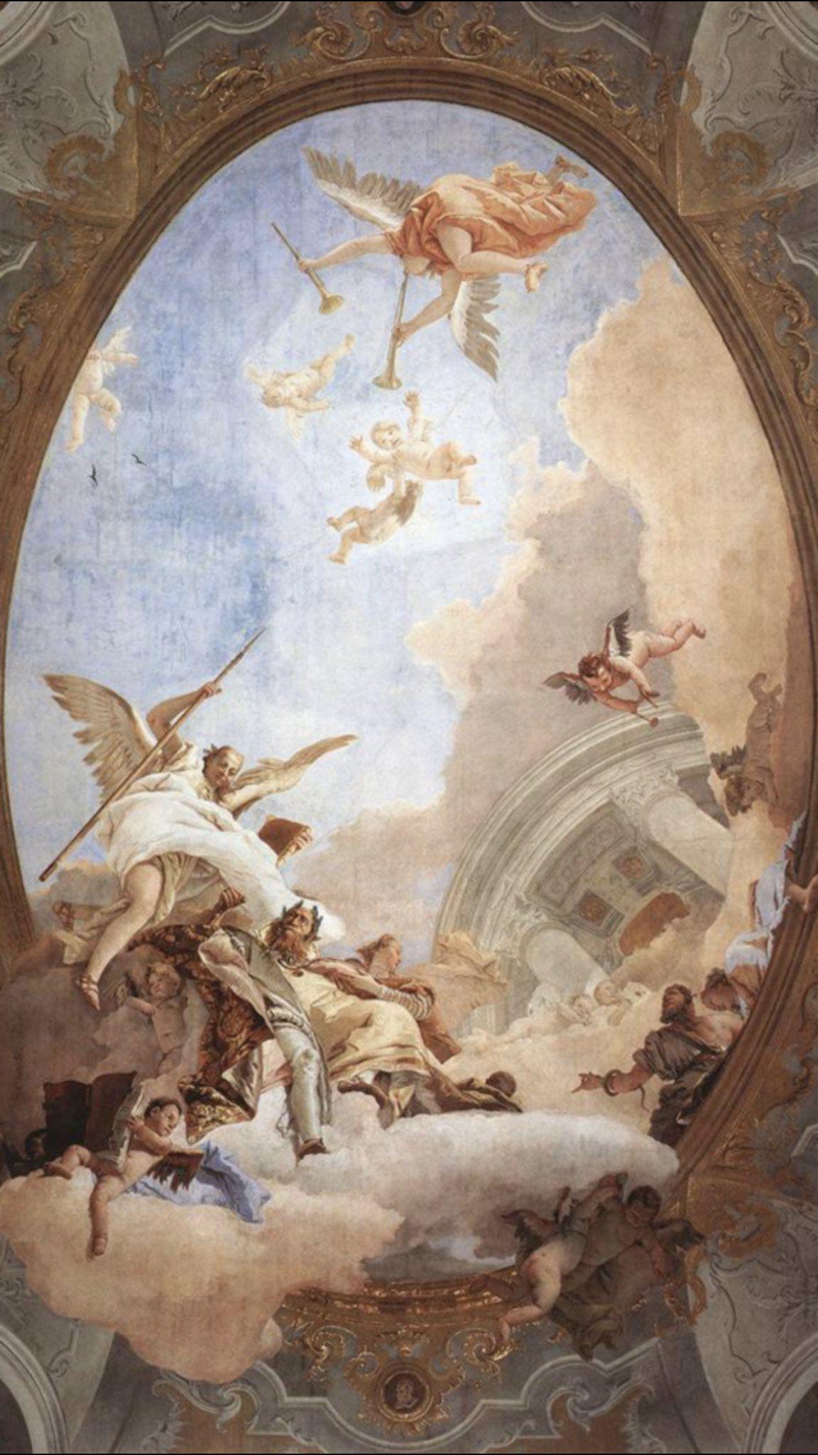 Renaissance Art Wallpapers Wallpaper Cave