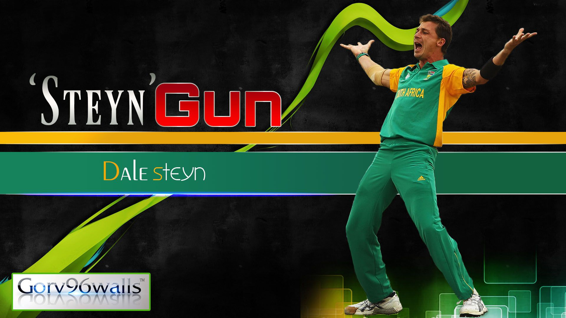 South Africa Cricket Team Background 6