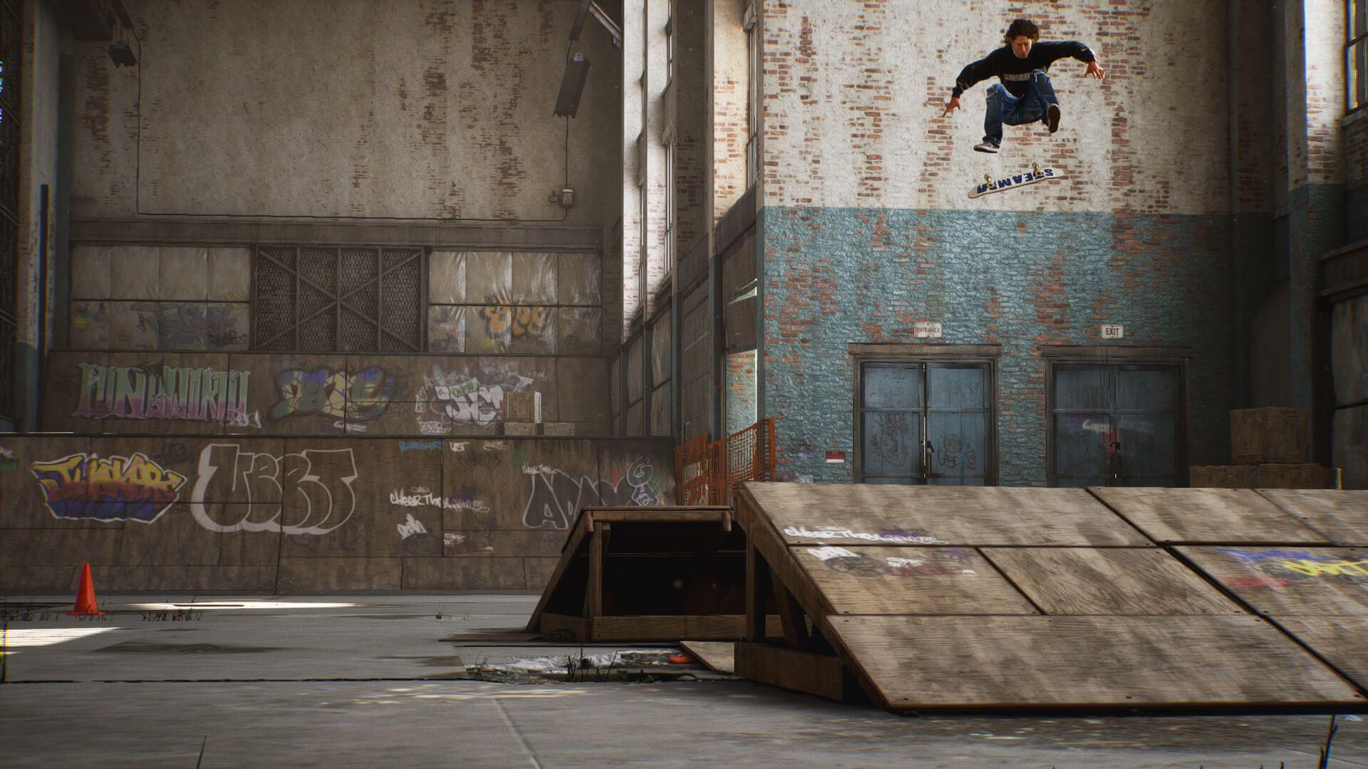 Tony Hawk's Pro Skater 1+2 Wallpapers - Wallpaper Cave