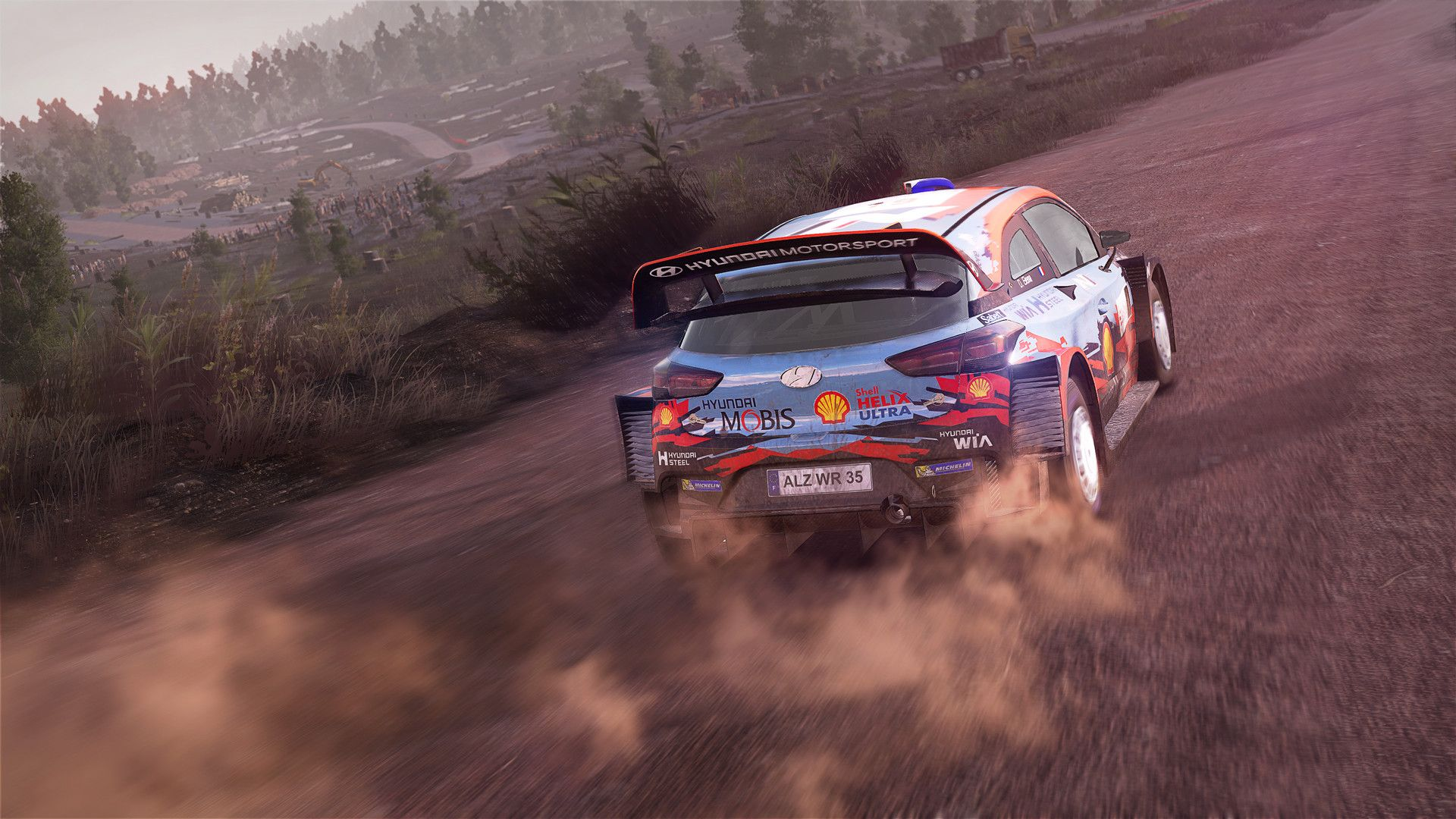 WRC 9 FIA World Rally Championship Wallpapers - Wallpaper Cave