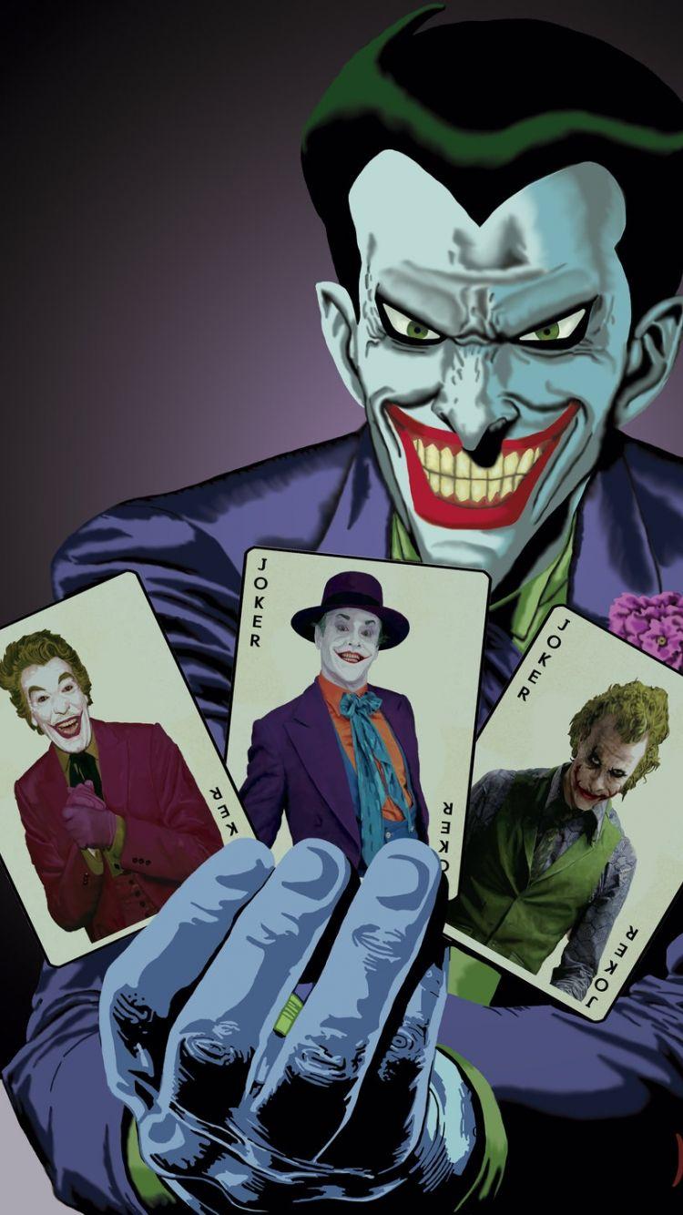 Animated Joker Wallpapers - Wallpaper Cave