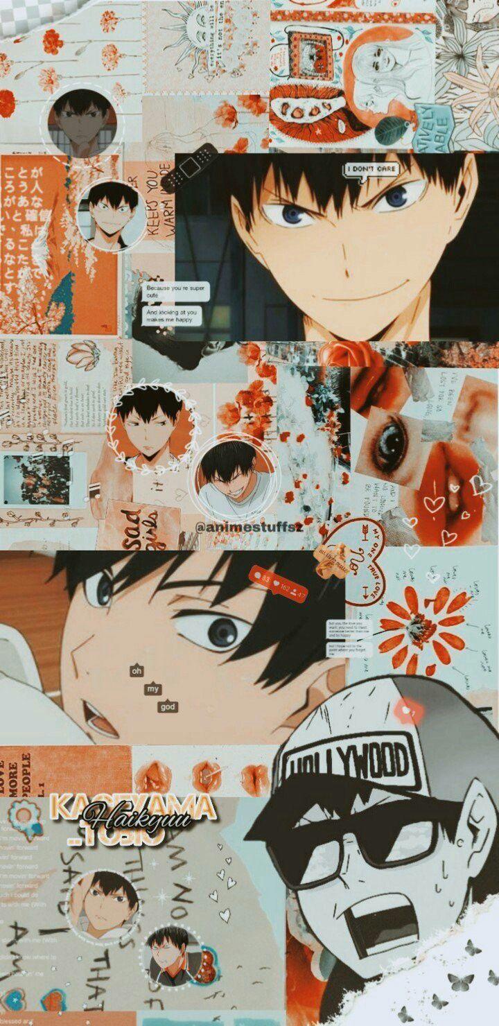 kageyama aesthetic wallpapers