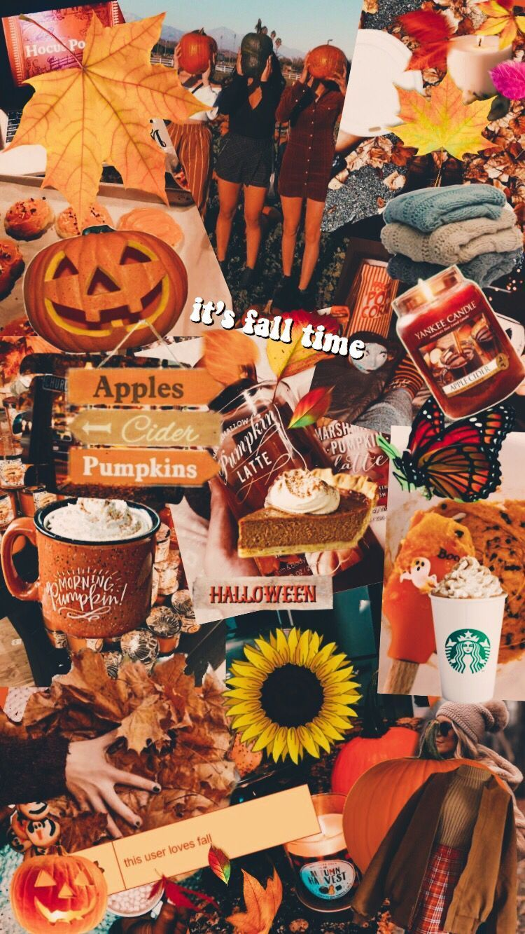 Aesthetic Halloween Cute Wallpapers - Wallpaper Cave