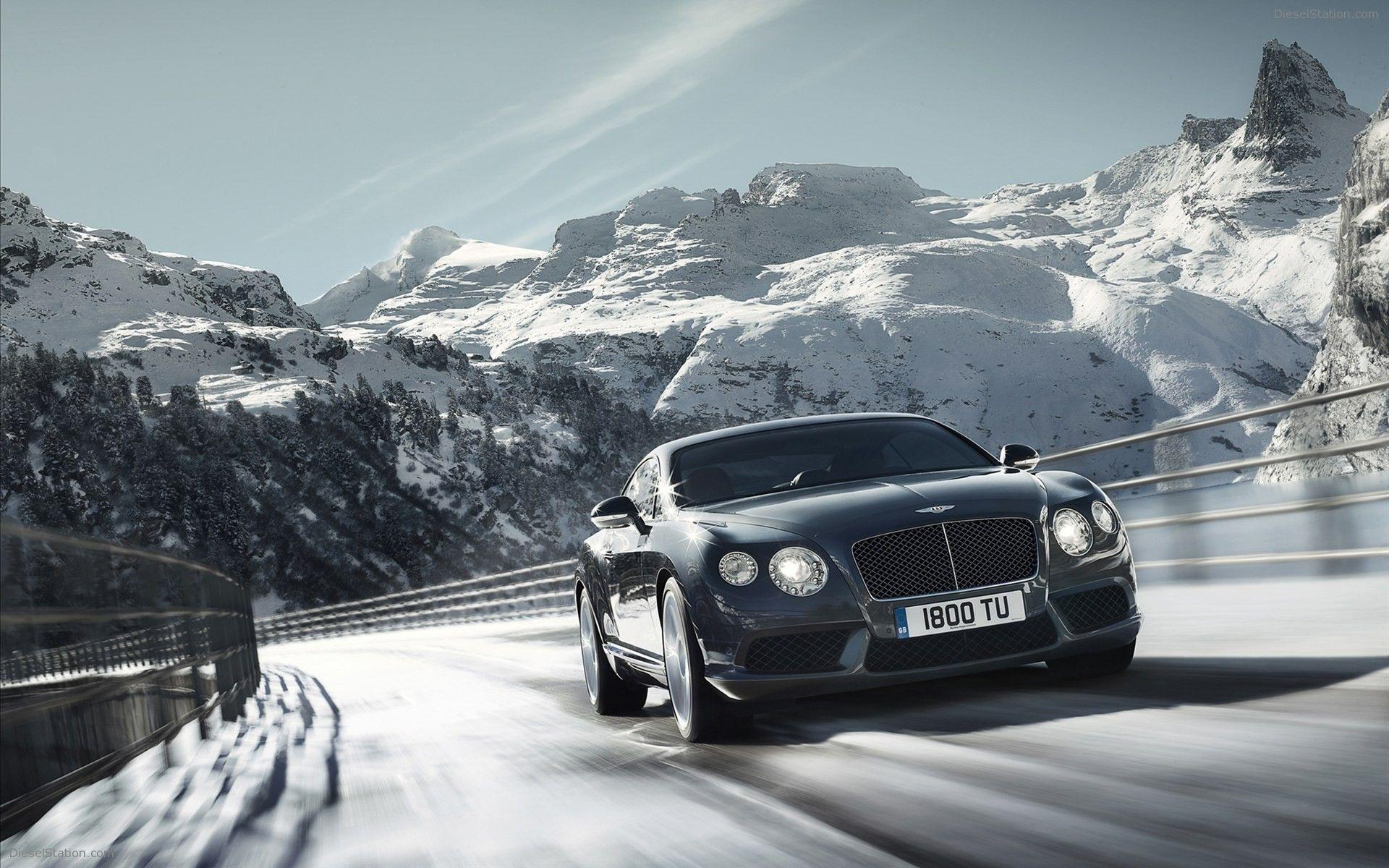 2012 Bentley Continental GT Wallpaper | HD Car Wallpapers