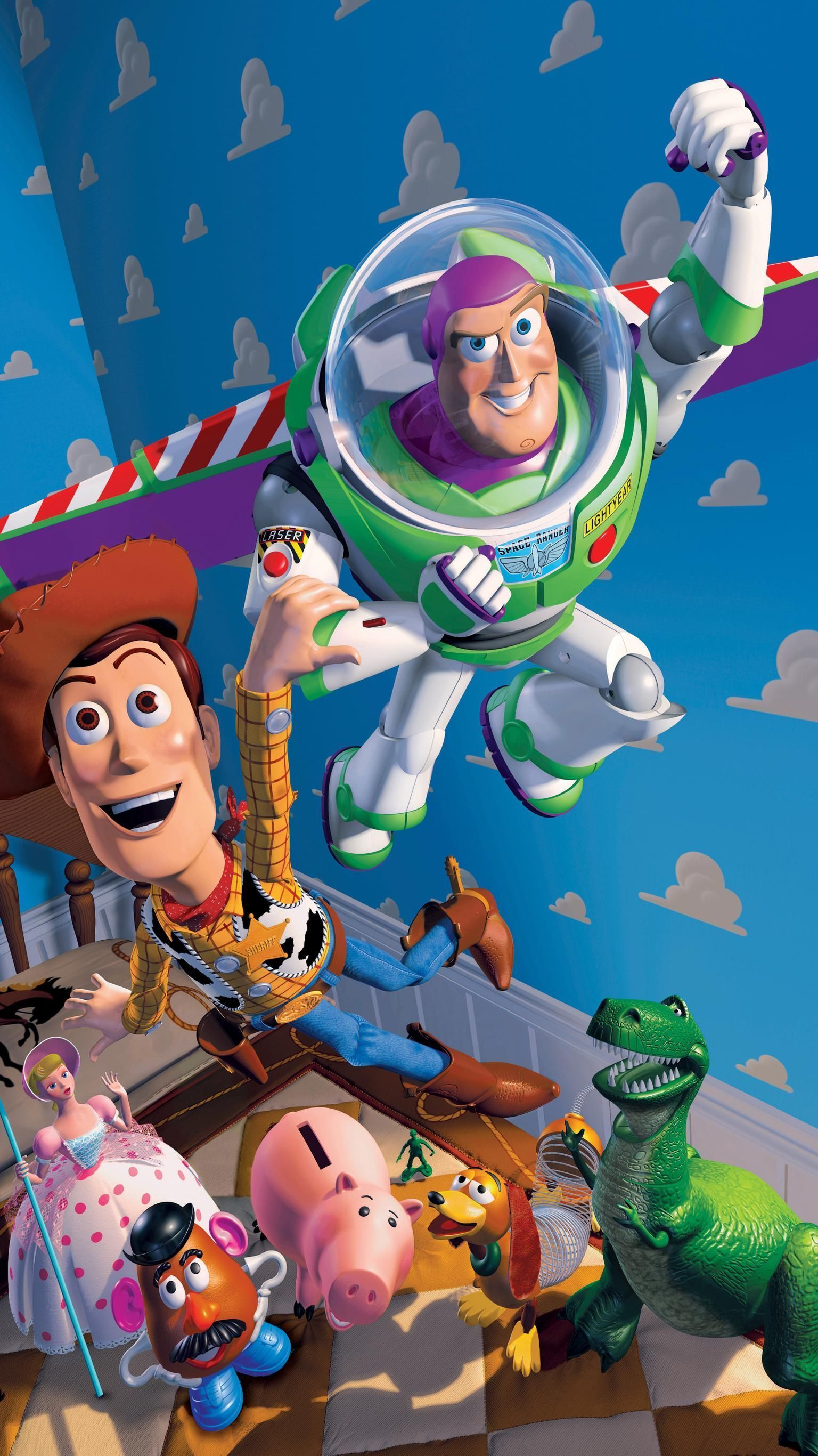 Disney Toy Story Wallpapers