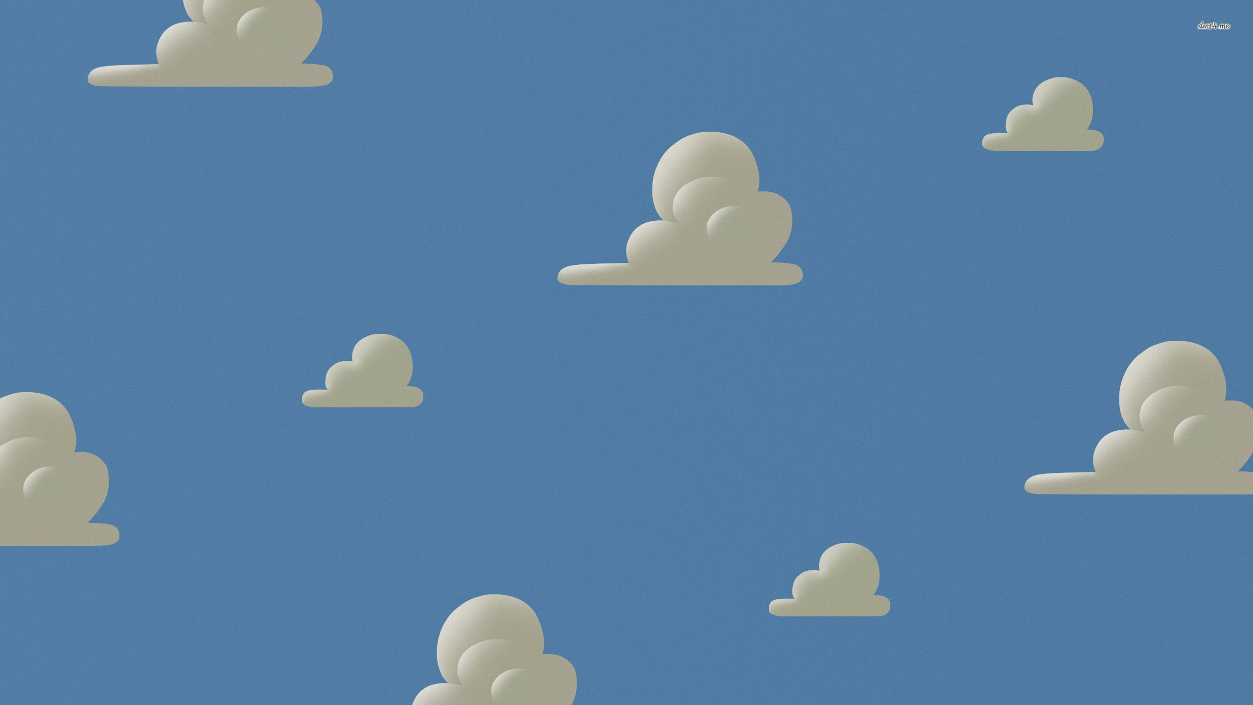 Toy Story Cloud Wallpapers
