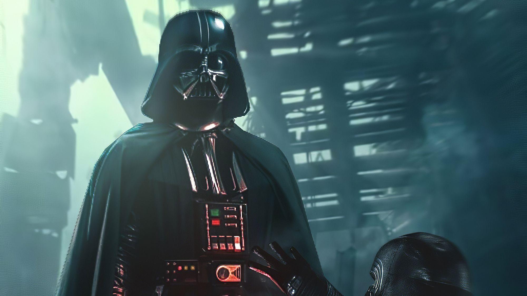 Darth Vader Helmet Desktop Wallpapers - Wallpaper Cave