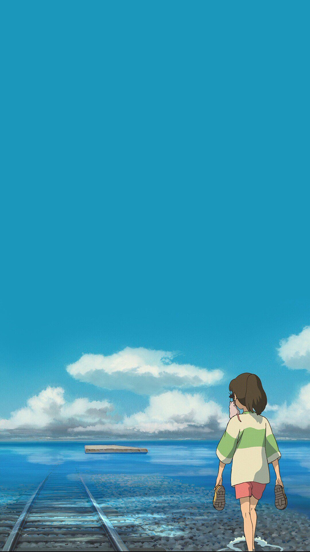 Iphone Spirited Away Aesthetic Wallpapers Wallpaper Cave