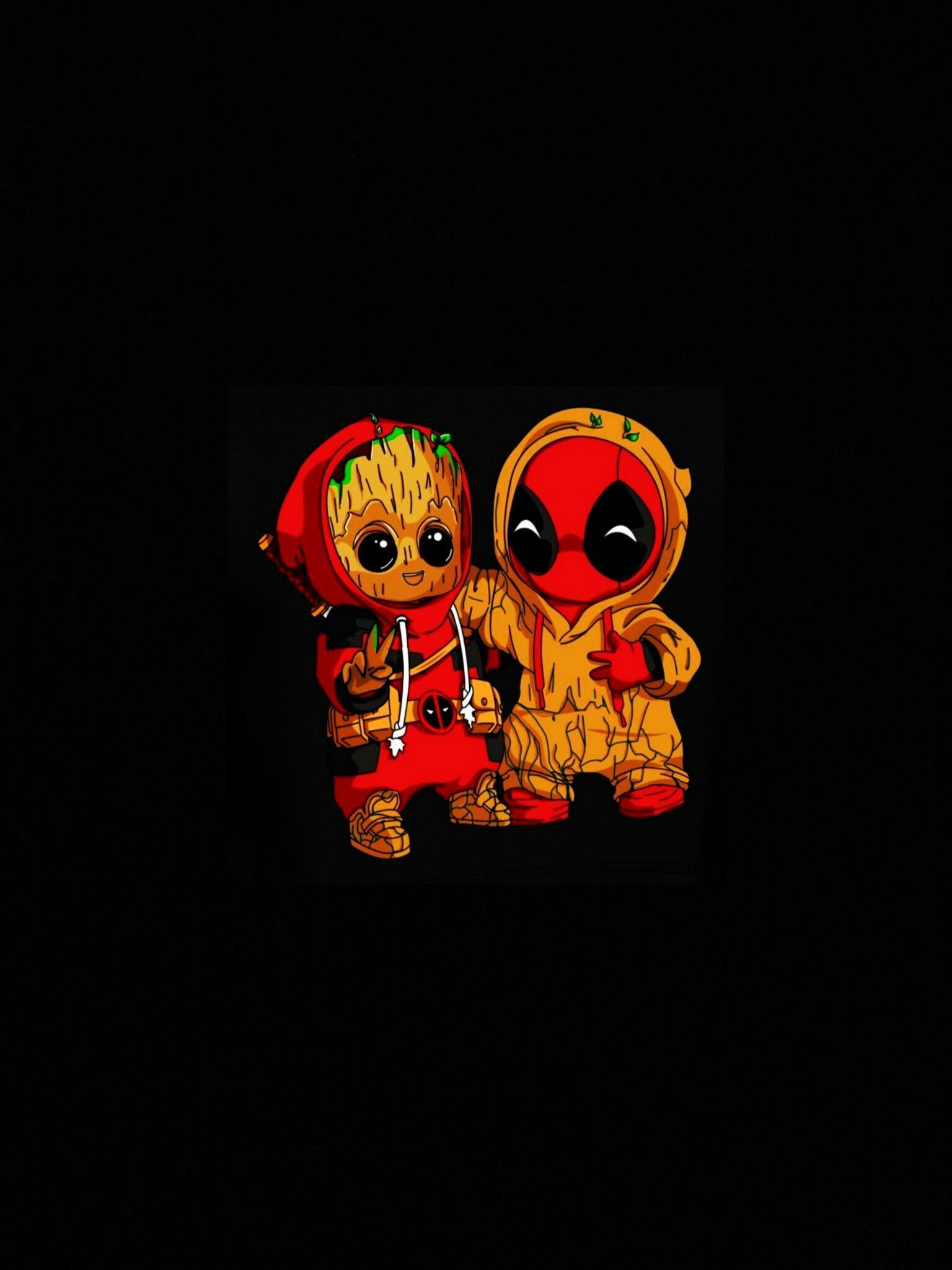 Baby Deadpool Wallpapers Wallpaper Cave