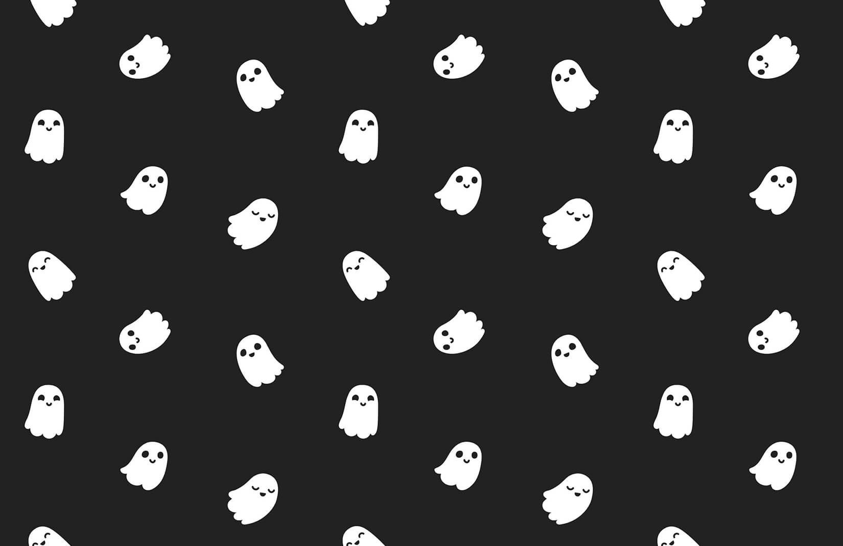 Halloween Desktop Aesthetic Wallpapers Wallpaper Cave