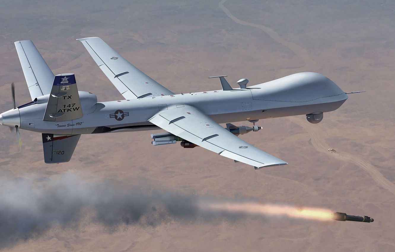 Software upgrade now allows MQ-9 Reaper UAV to carry 8 AGM