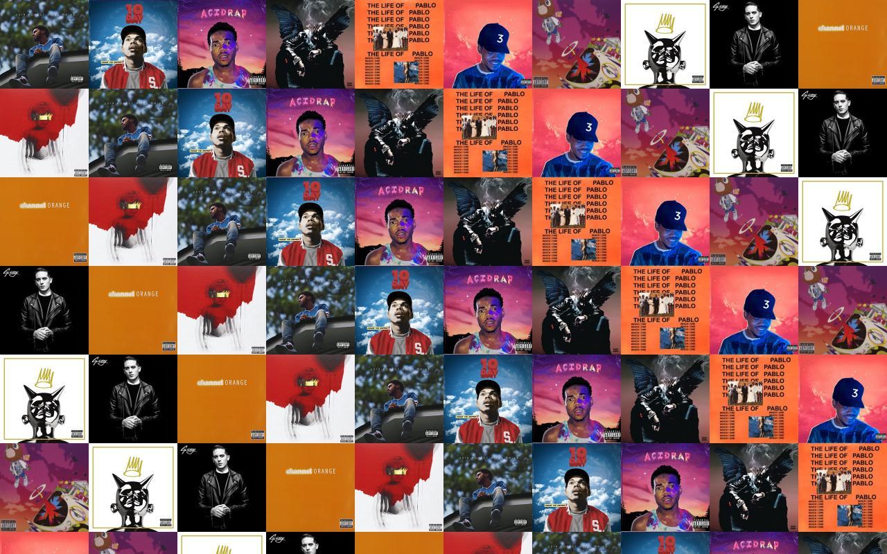 Rap Album Covers Wallpapers - Wallpaper Cave