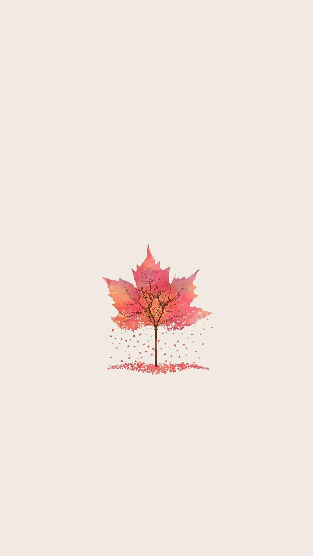Autumn Minimal Wallpapers - Wallpaper Cave