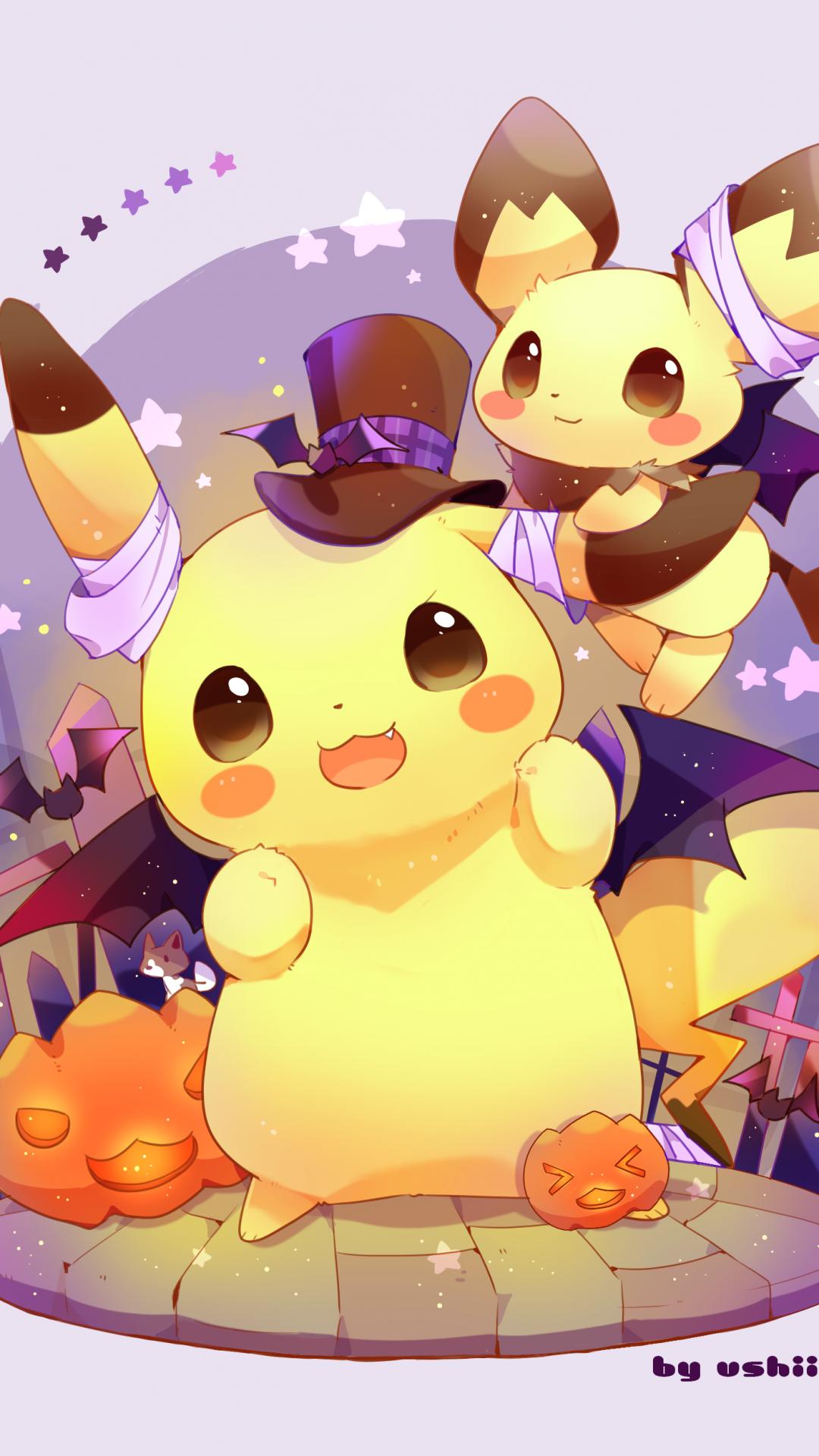 Pikachu Cute Wallpapers - Wallpaper Cave