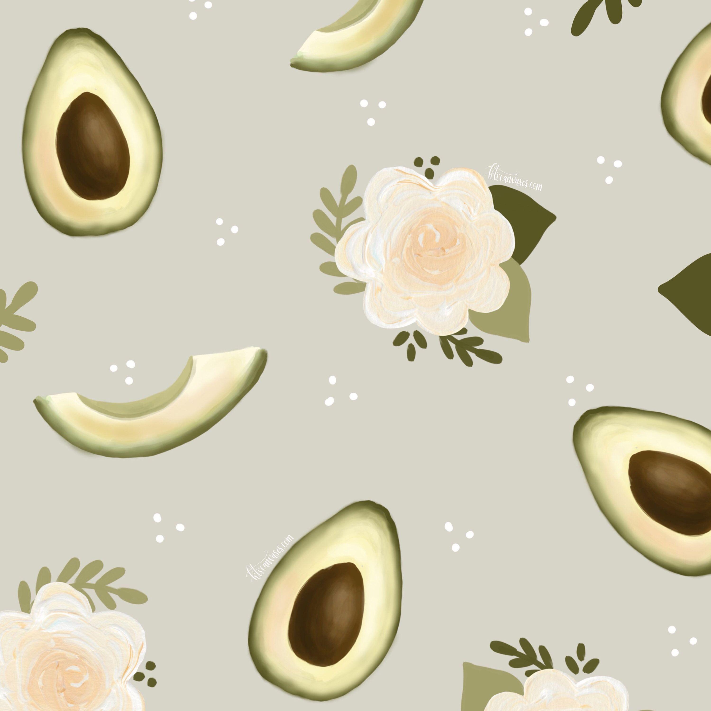 avocado wallpapers