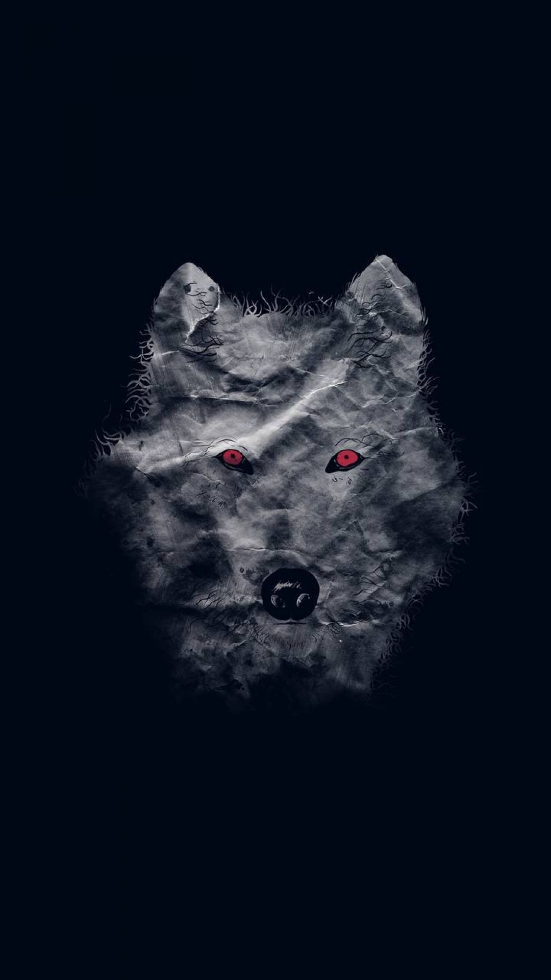 Wolf Minimalist Wallpapers Wallpaper Cave