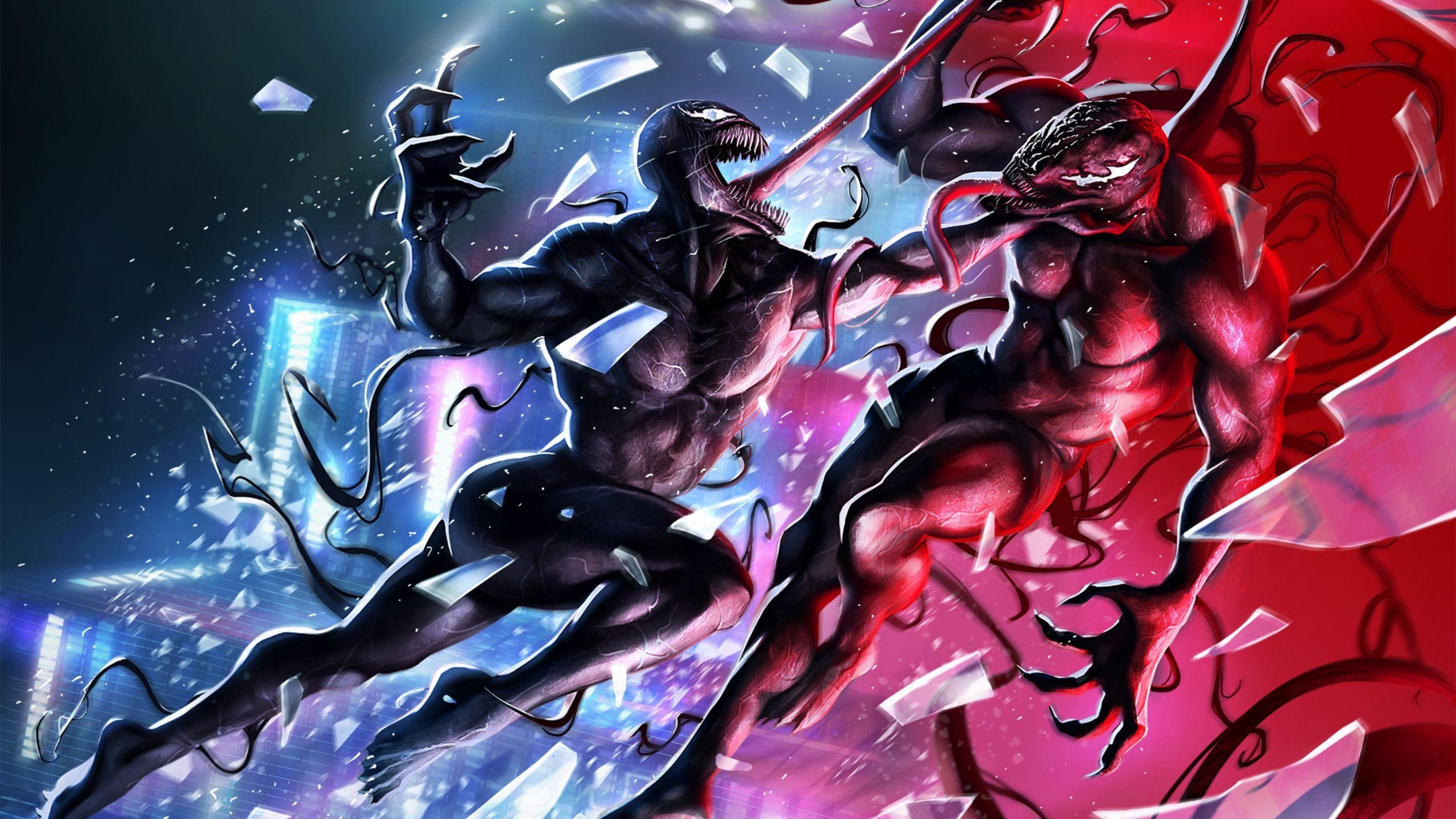 Venom Vs Riot Wallpapers Wallpaper Cave