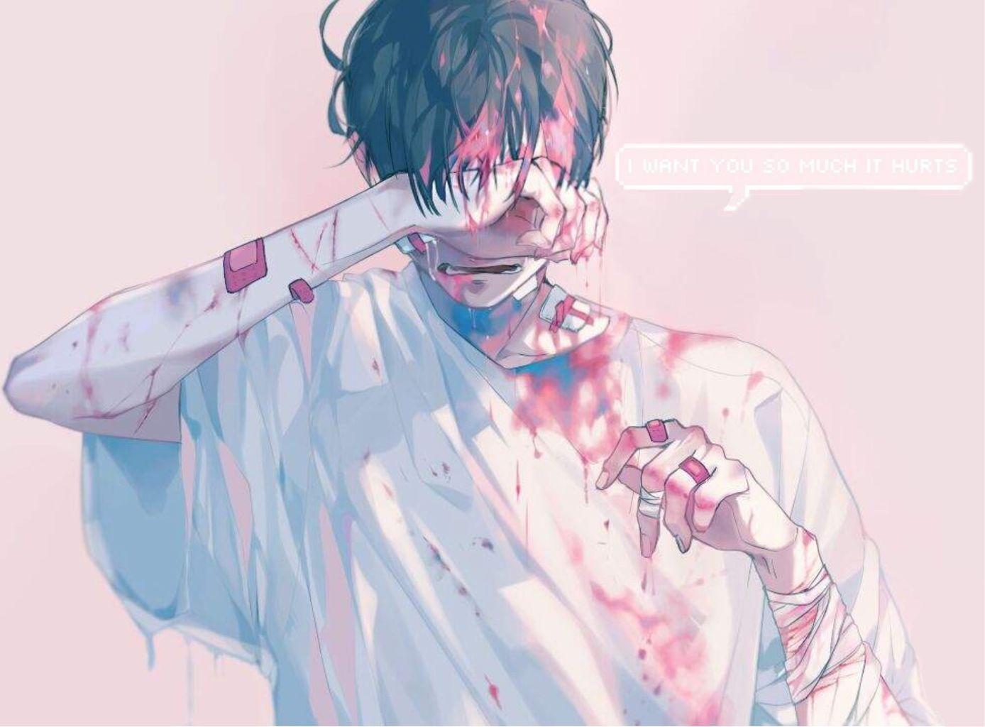 Aesthetics Anime Boy Wallpapers Wallpaper Cave