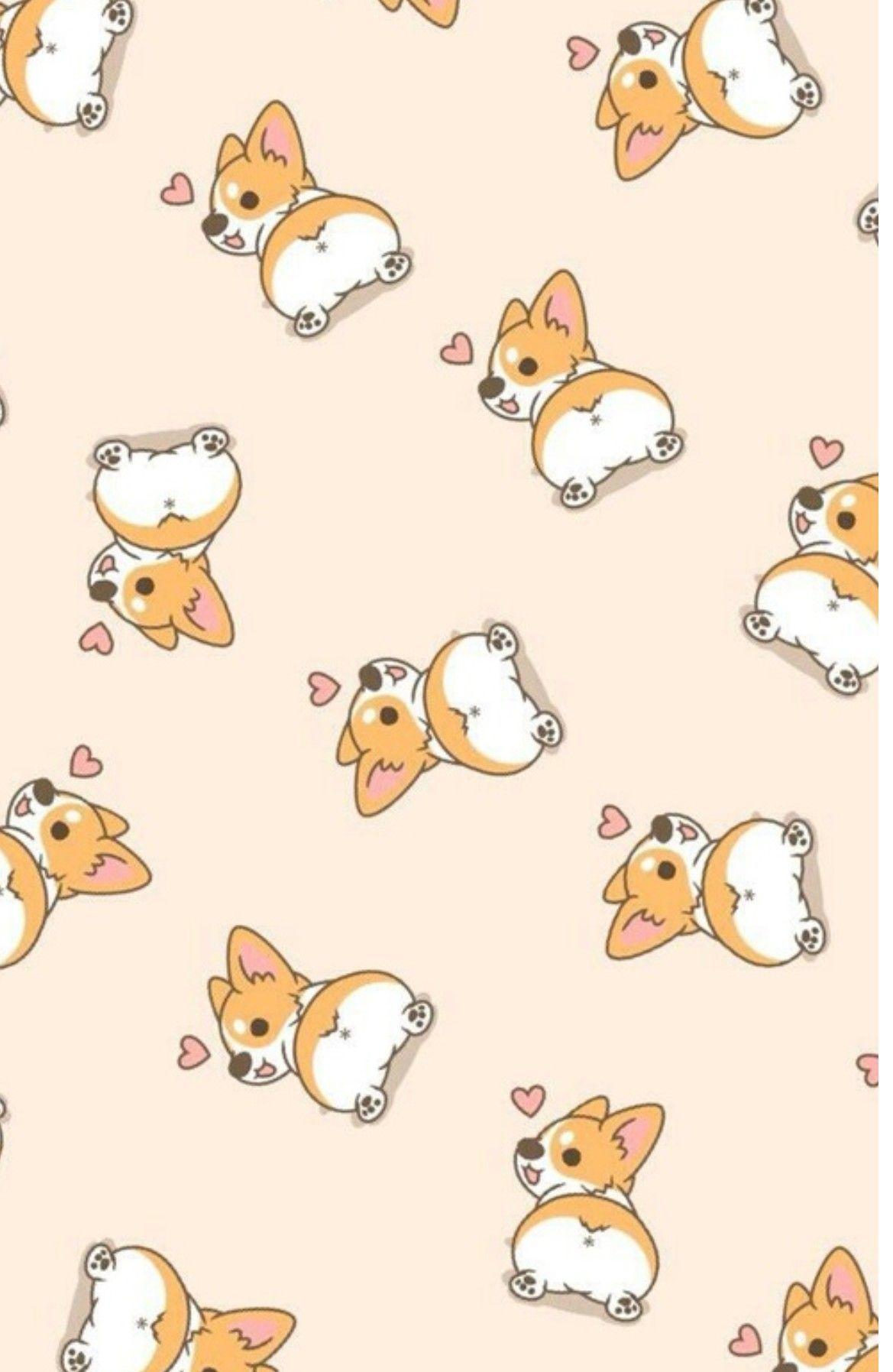 Dog Cartoon Wallpapers - Wallpaper Cave