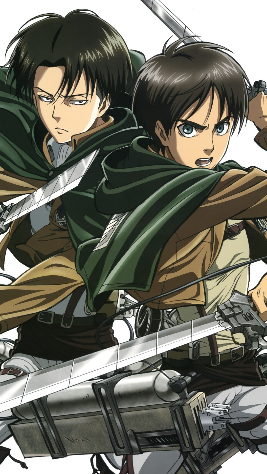 Attack On Titan Iphone Wallpapers Wallpaper Cave