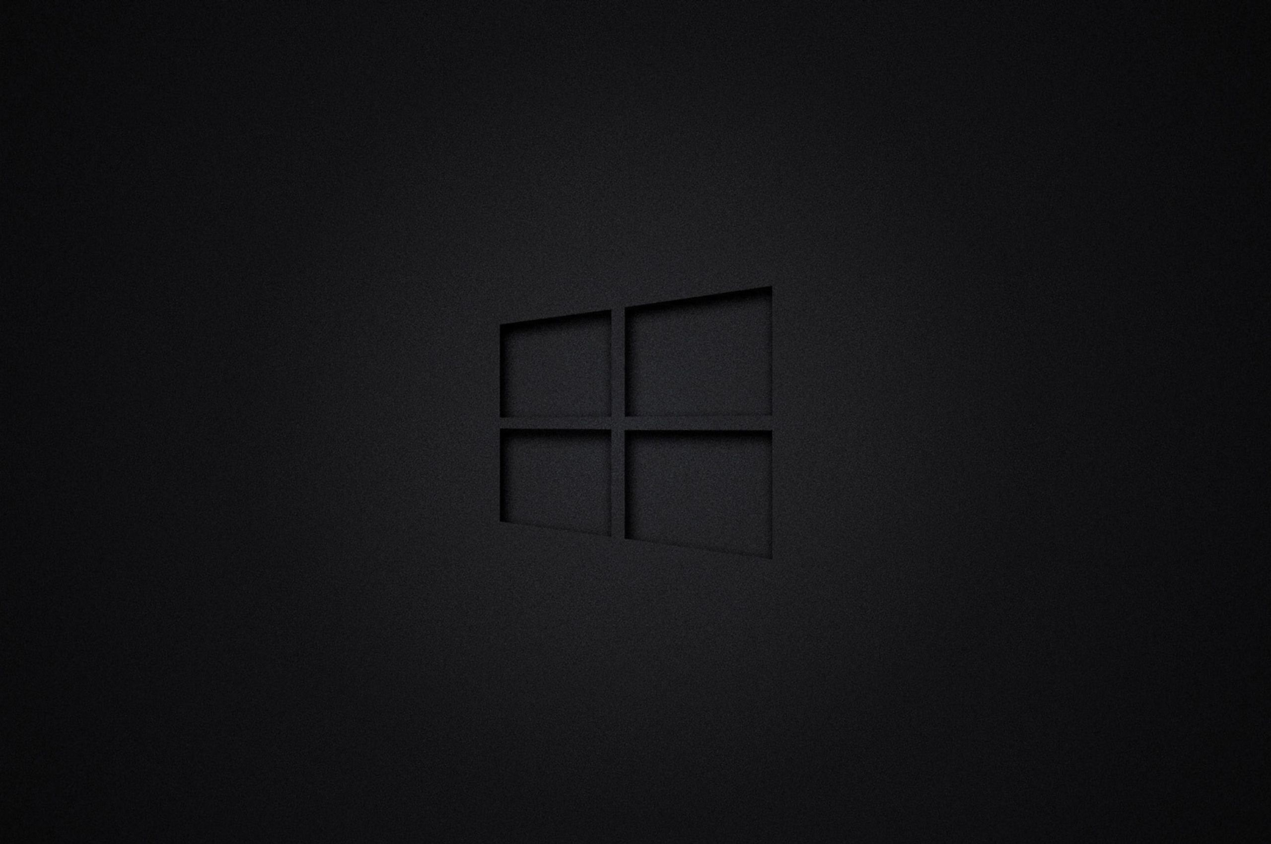 Windows Dark Wallpapers Wallpaper Cave